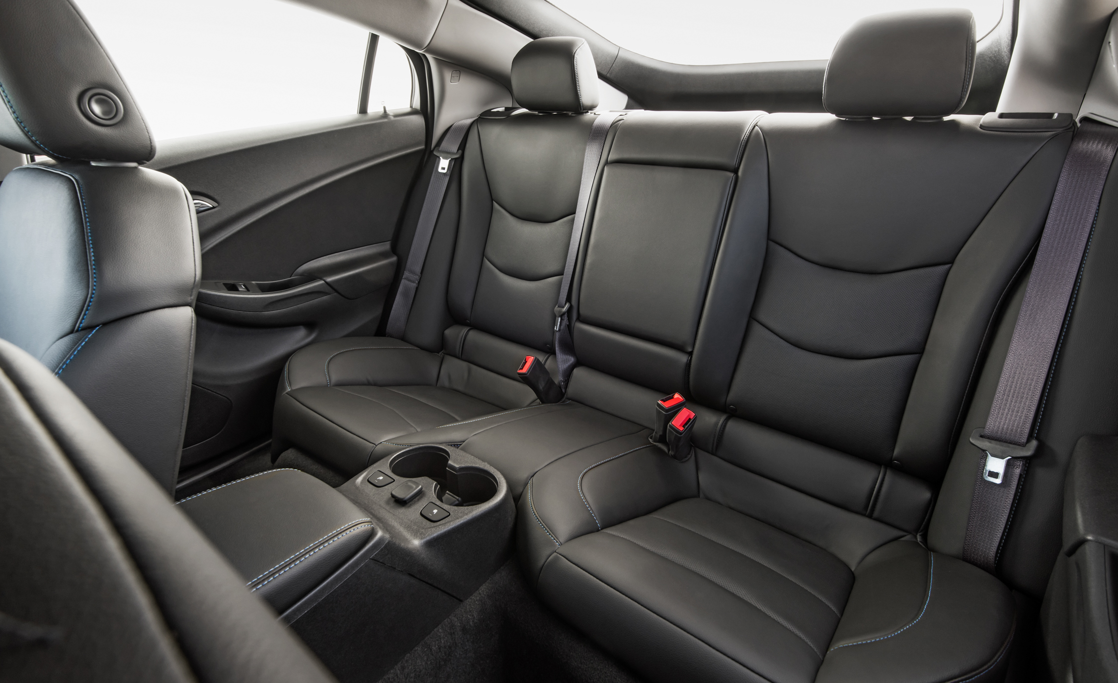 2017 Chevrolet Volt Interior Seats Rear (View 10 of 16)