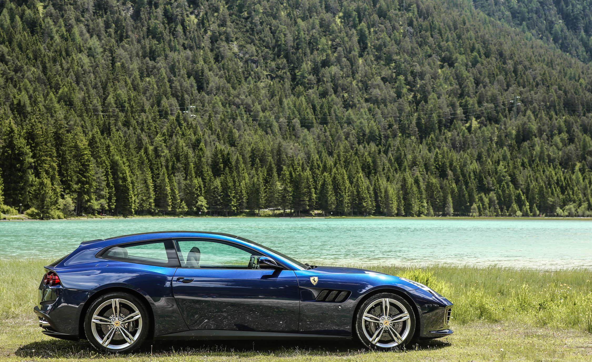 2017 Ferrari GTC4Lusso (View 44 of 52)
