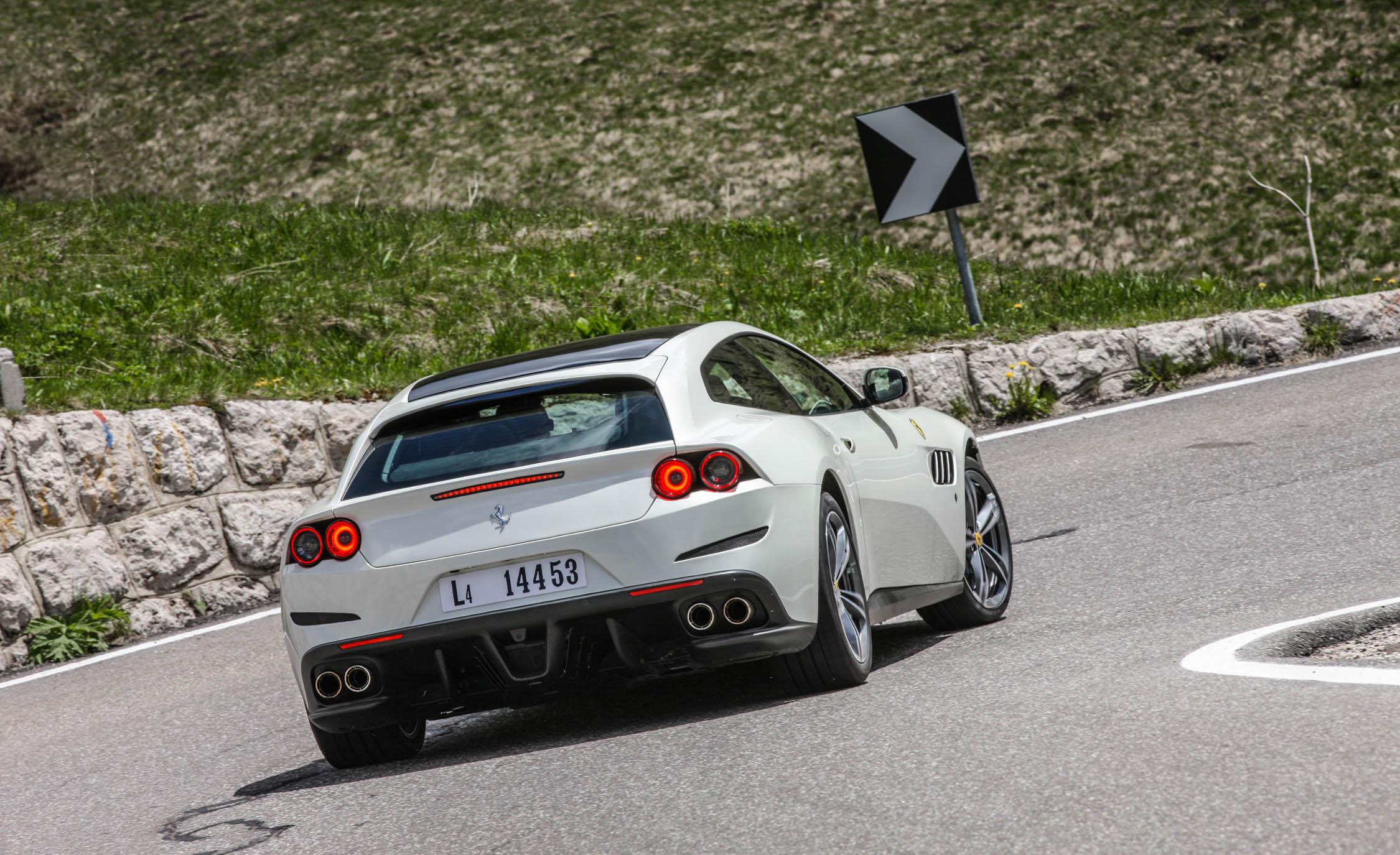 2017 Ferrari GTC4Lusso (View 20 of 52)