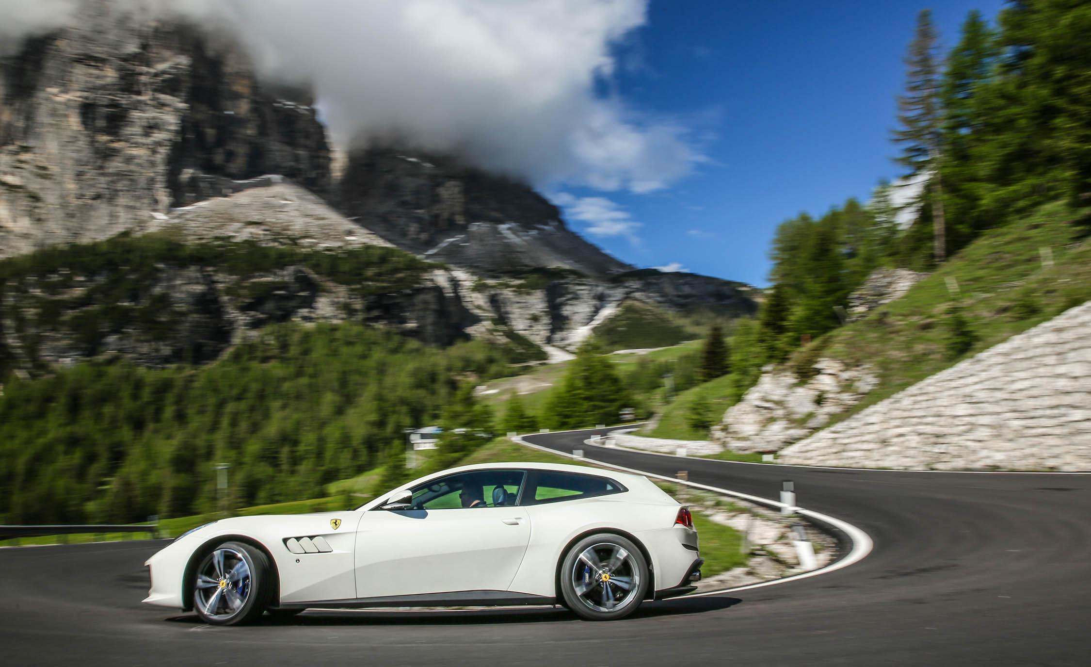 2017 Ferrari GTC4Lusso (View 18 of 52)