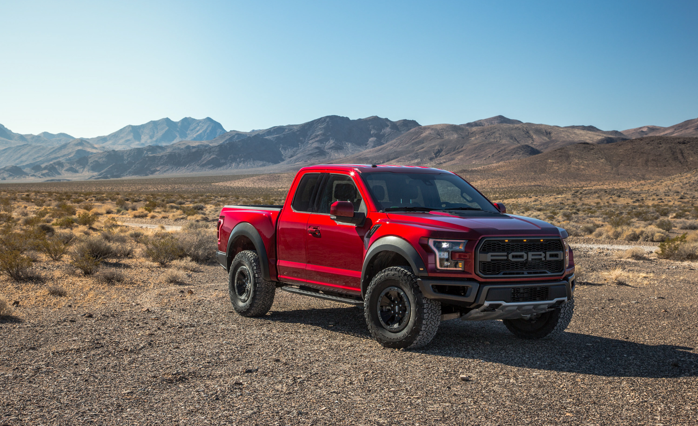 Ford F150 Super Cab 2017 >> 2017 Ford F-150 Raptor | Cars Exclusive Videos and Photos Updates