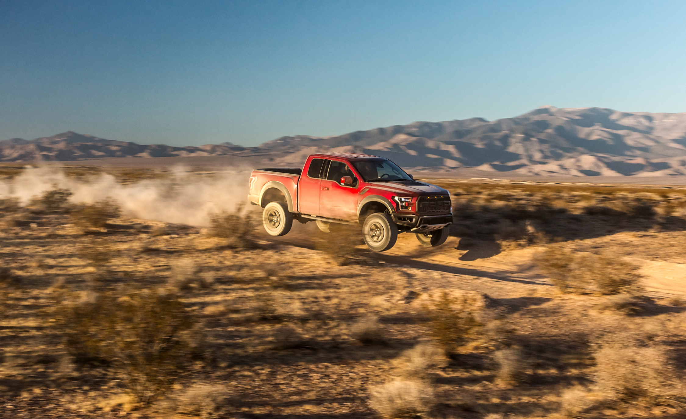 2017 Ford F 150 Raptor SuperCab (View 33 of 47)
