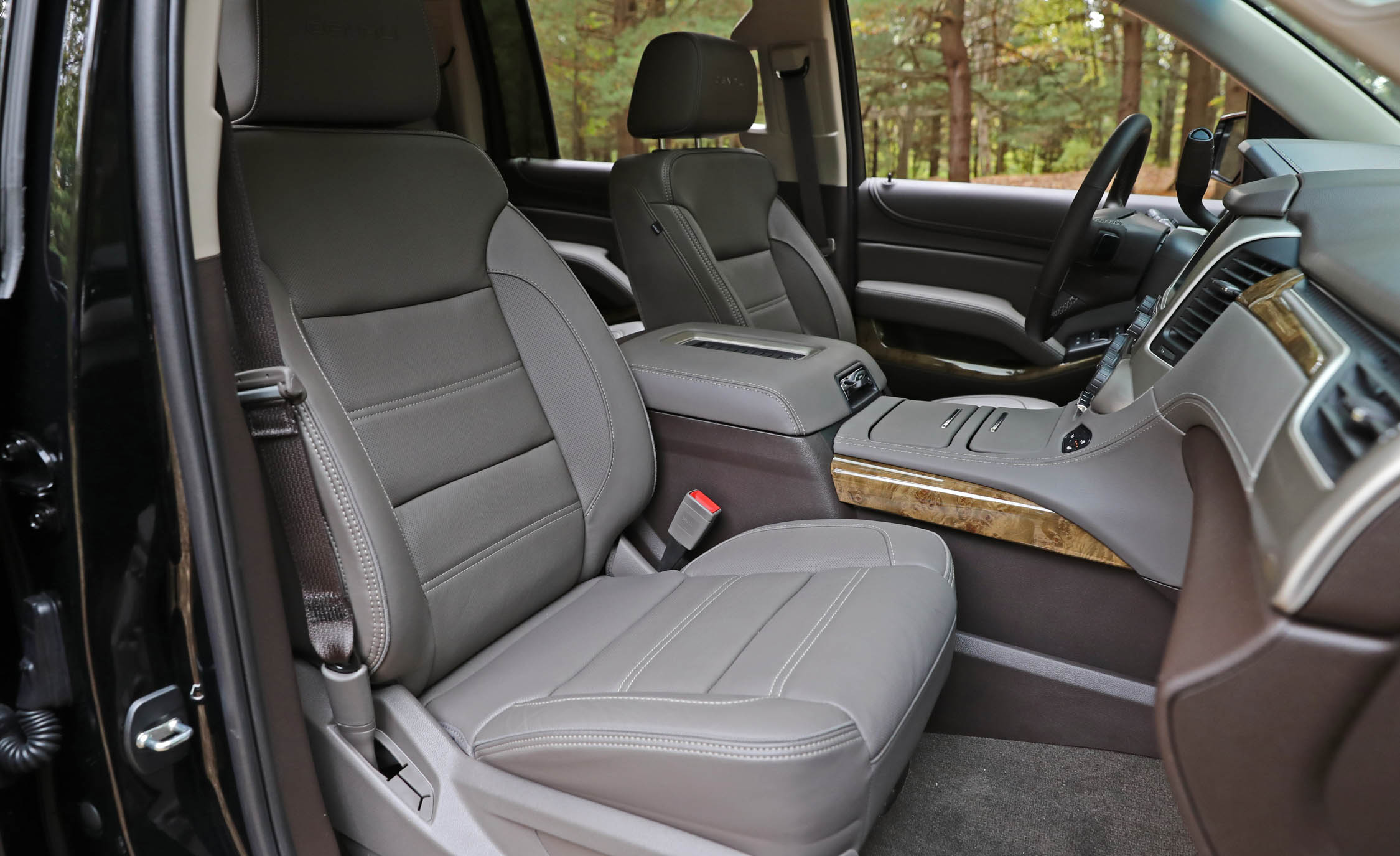 2017 Gmc Yukon Xl Denali Interior Seats Front (Photo 18 of 26)
