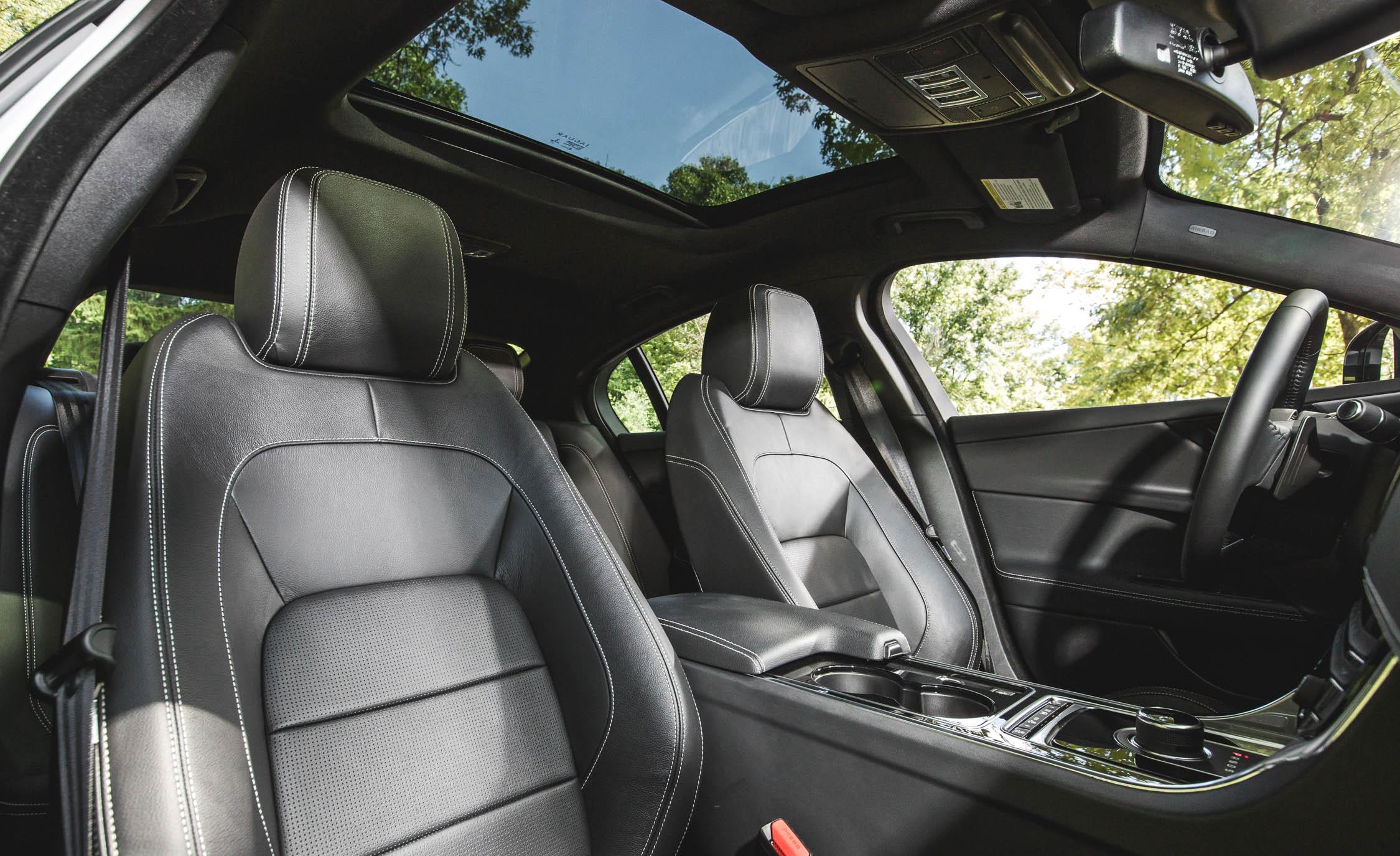 2017 Jaguar Xe Interior Seats (View 12 of 32)