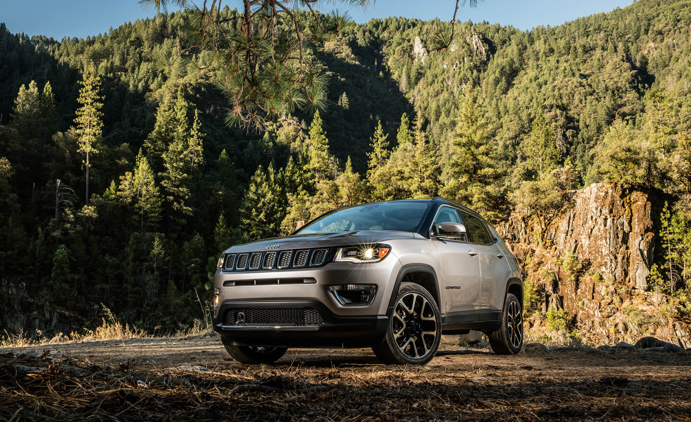 2017 Jeep Compass Limited 4× (Photo 14 of 49)