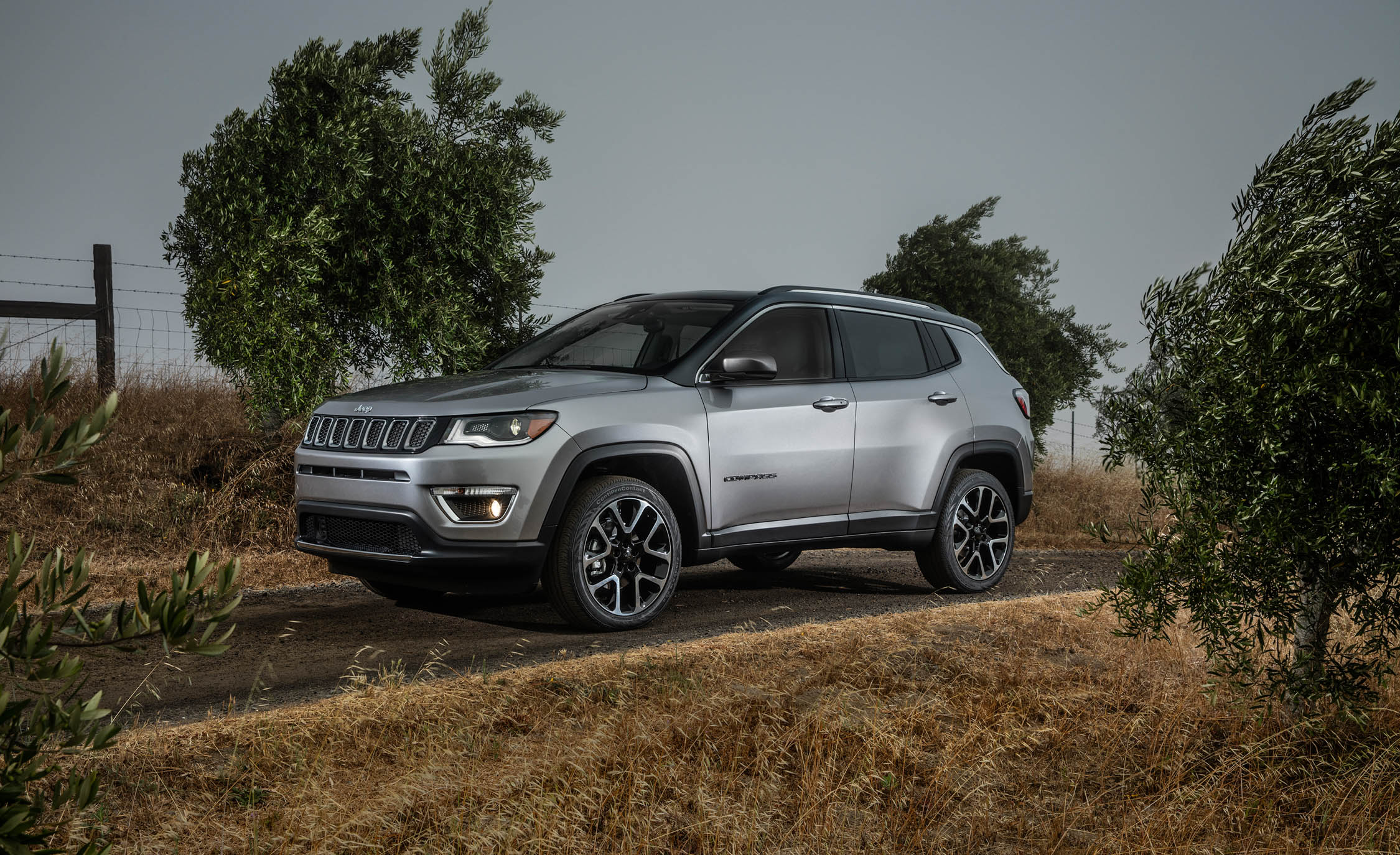 2017 Jeep Compass Limited 4× (Photo 6 of 49)