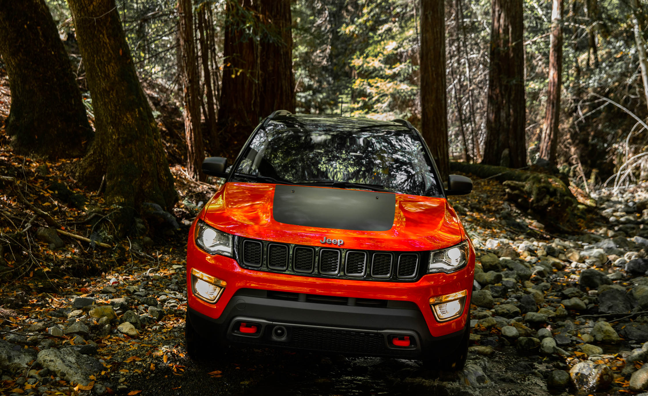 2017 Jeep Compass Trailhawk 4× (Photo 49 of 49)