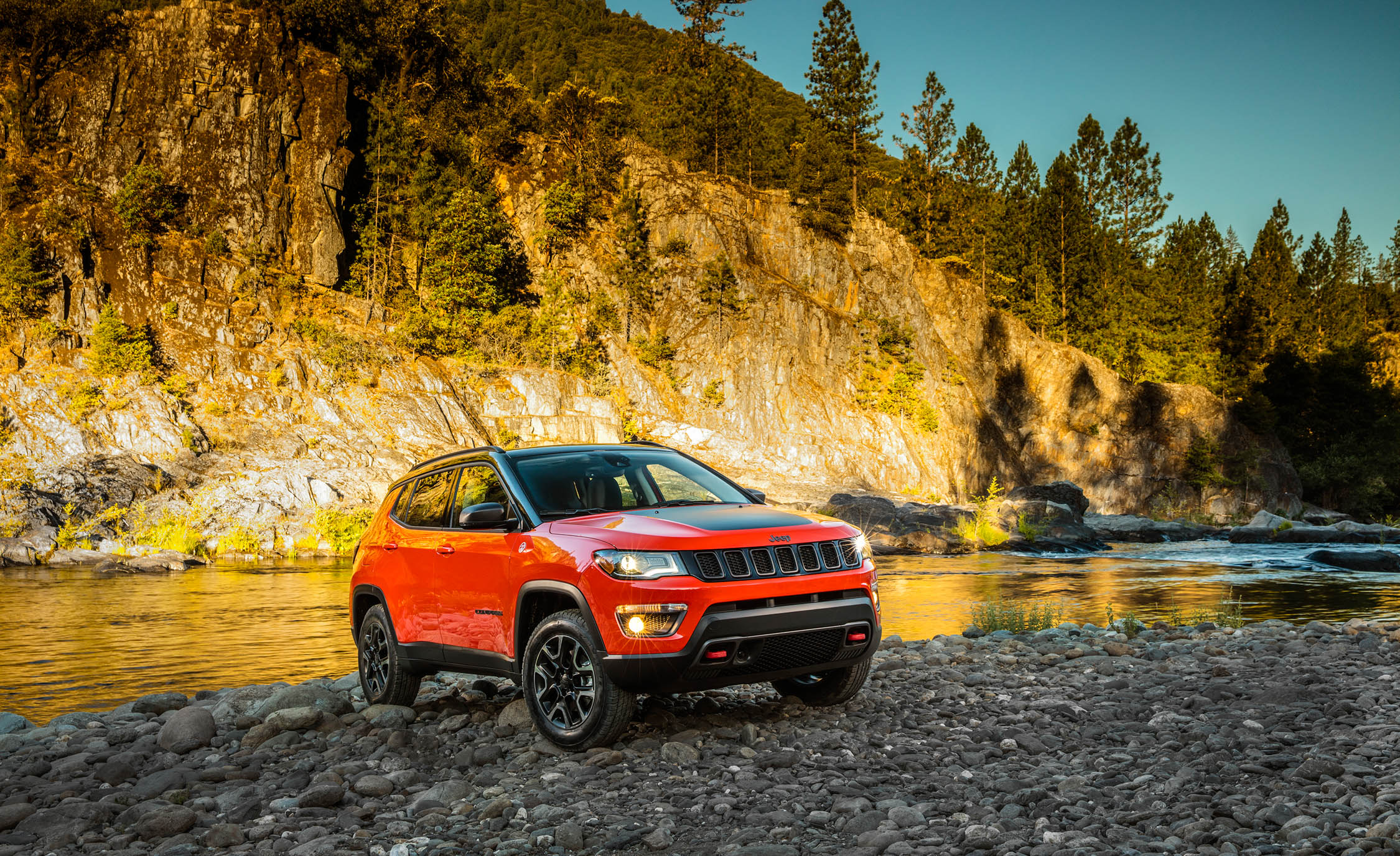 2017 Jeep Compass Trailhawk 4× (Photo 36 of 49)