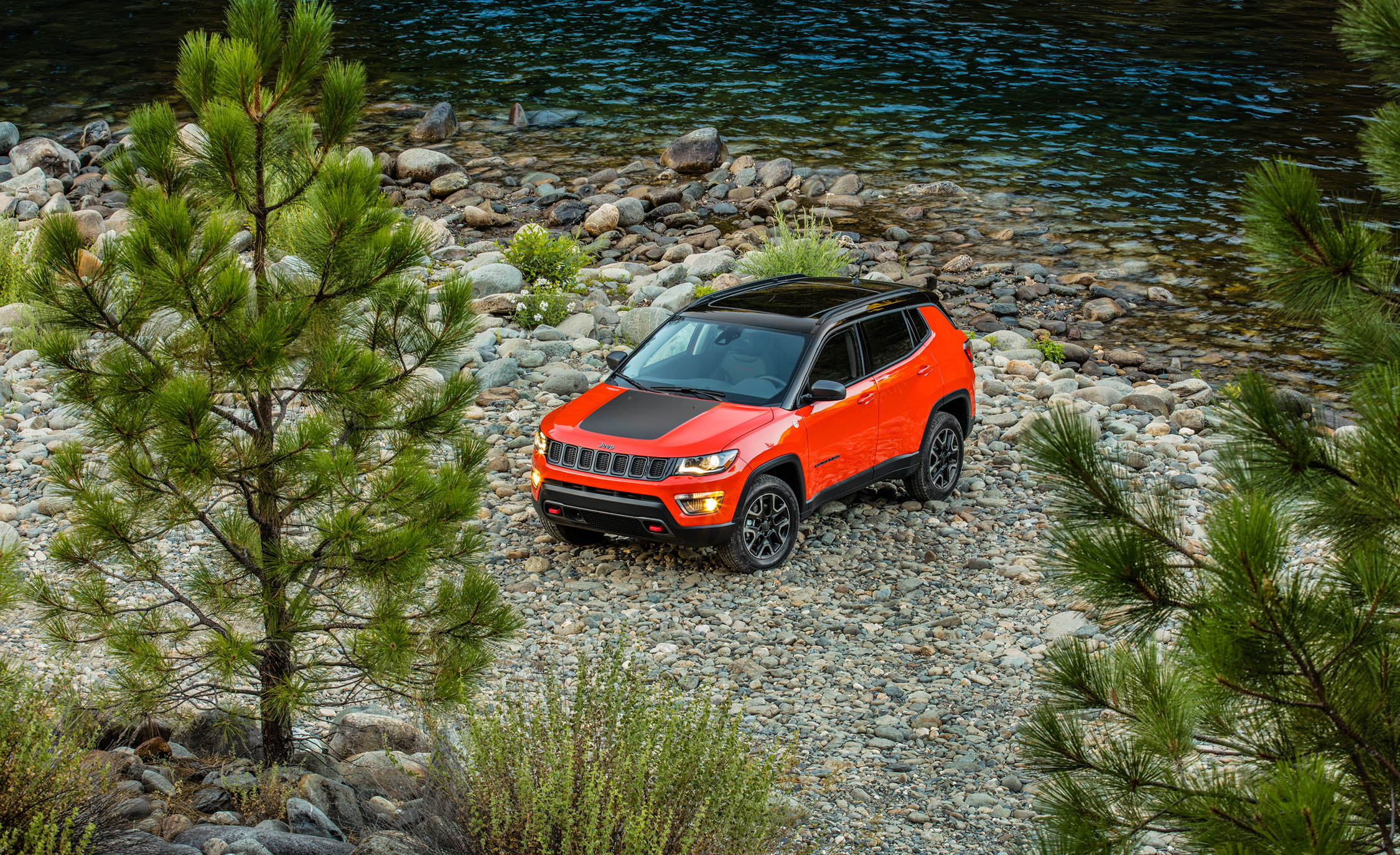 2017 Jeep Compass Trailhawk 4× (Photo 34 of 49)