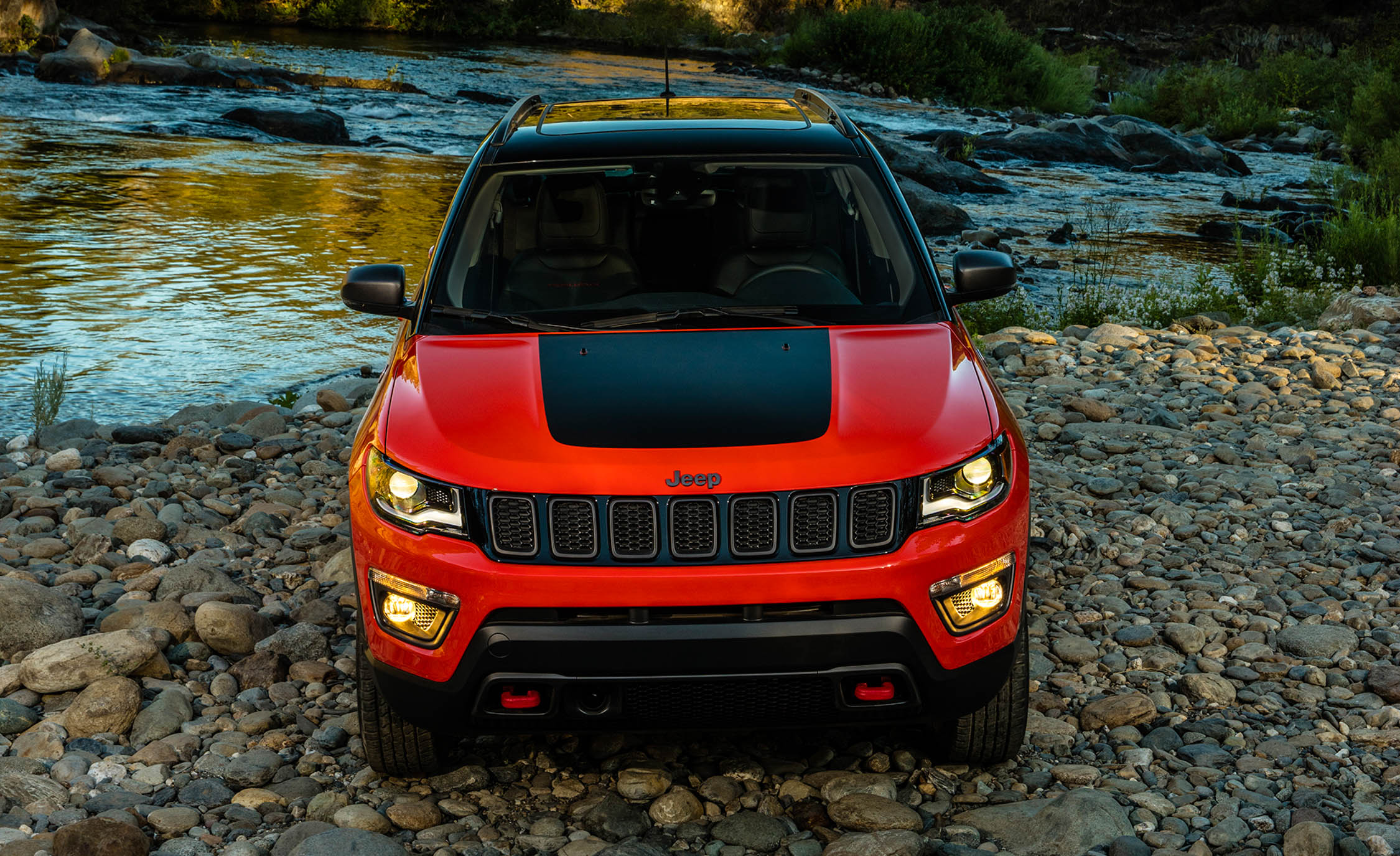 2017 Jeep Compass Trailhawk 4× (Photo 37 of 49)
