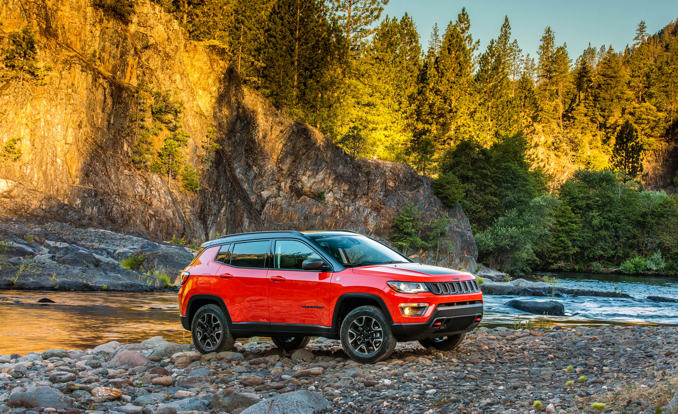 2017 Jeep Compass Trailhawk 4× (Photo 35 of 49)