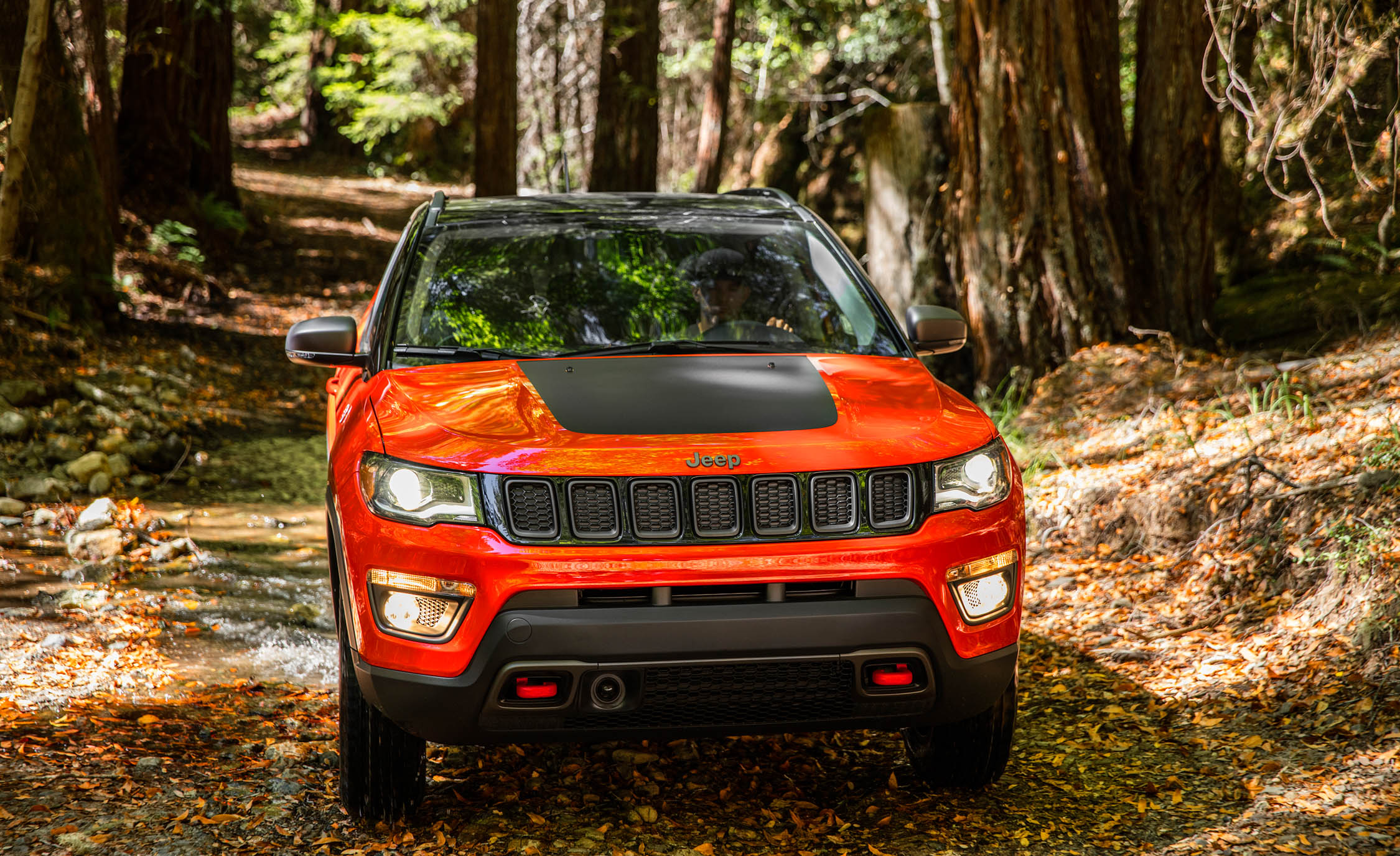 2017 Jeep Compass Trailhawk 4× (Photo 48 of 49)