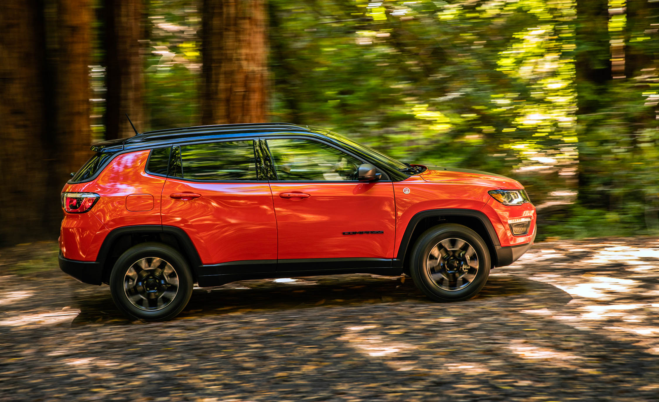 2017 Jeep Compass Trailhawk 4× (Photo 47 of 49)