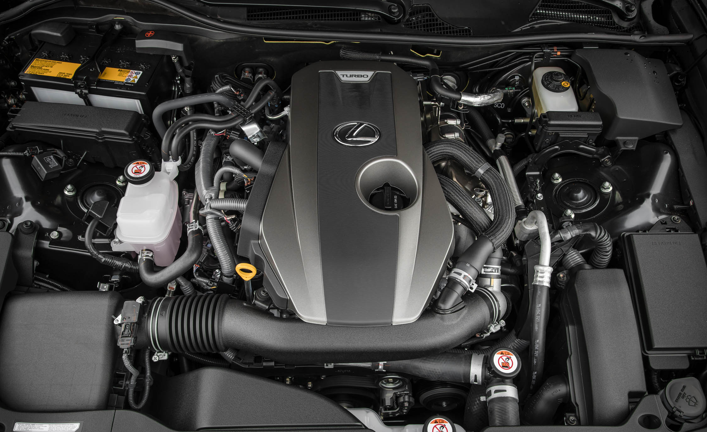 2017 Lexus GS200t View Engine (Photo 26 of 26)