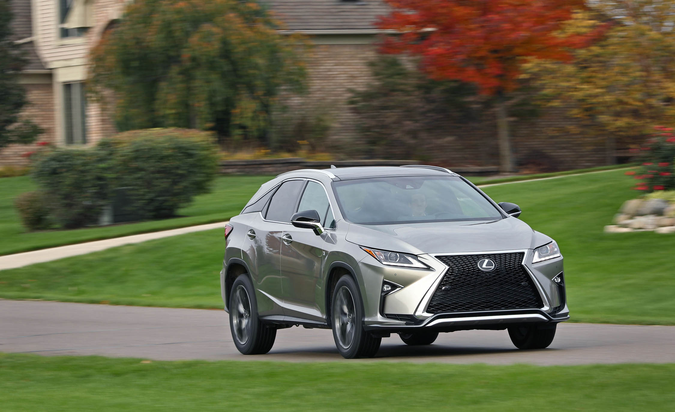 2017 Lexus RX350 F Sport (View 24 of 35)