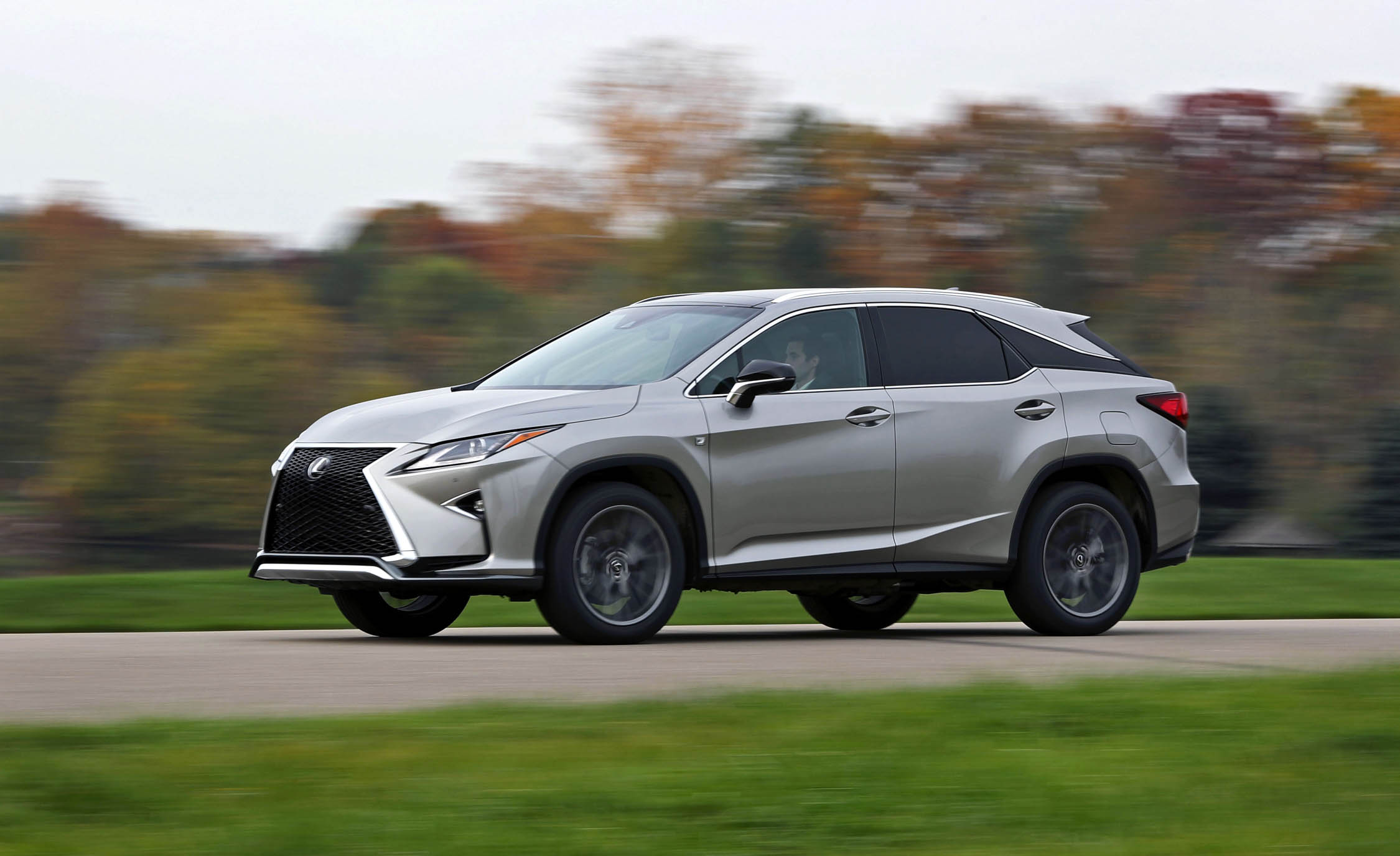 2017 Lexus RX350 F Sport (Photo 29 of 35)