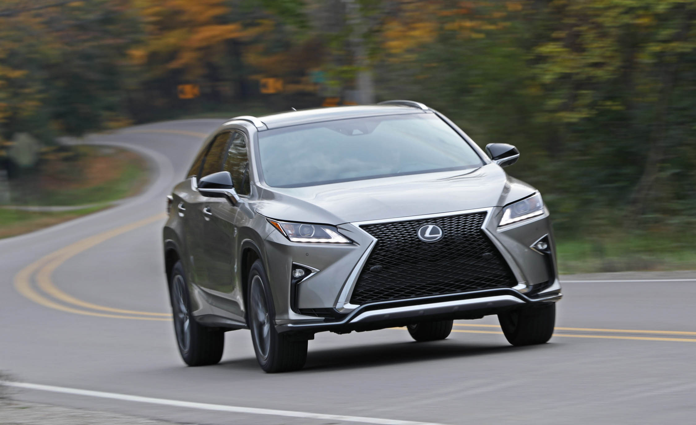 2017 Lexus RX350 F Sport (View 32 of 35)