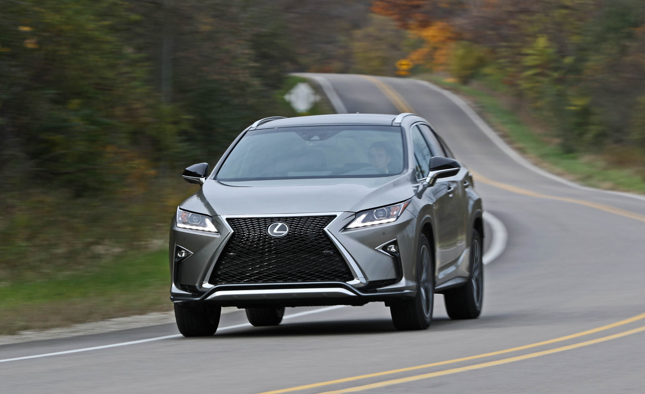 2017 Lexus RX350 F Sport (View 31 of 35)