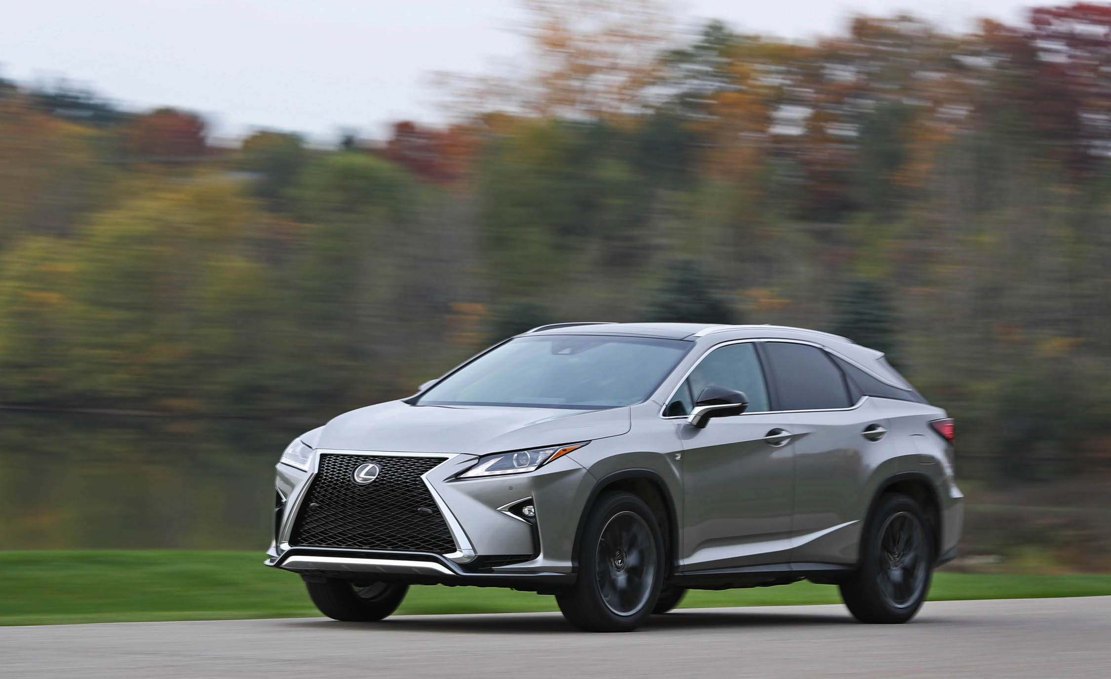 2017 Lexus RX350 F Sport (View 34 of 35)