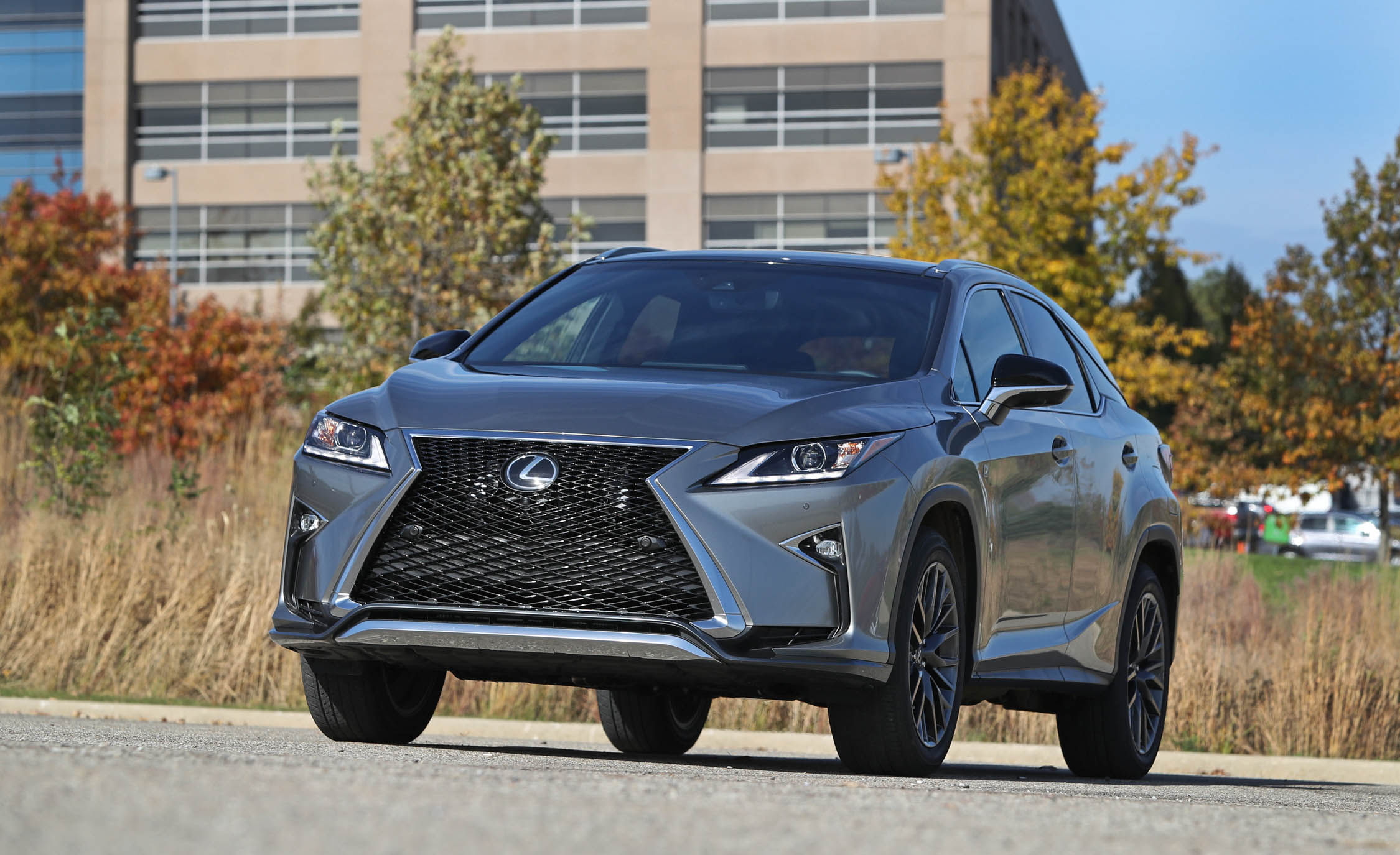 2017 Lexus RX350 F Sport (View 7 of 35)