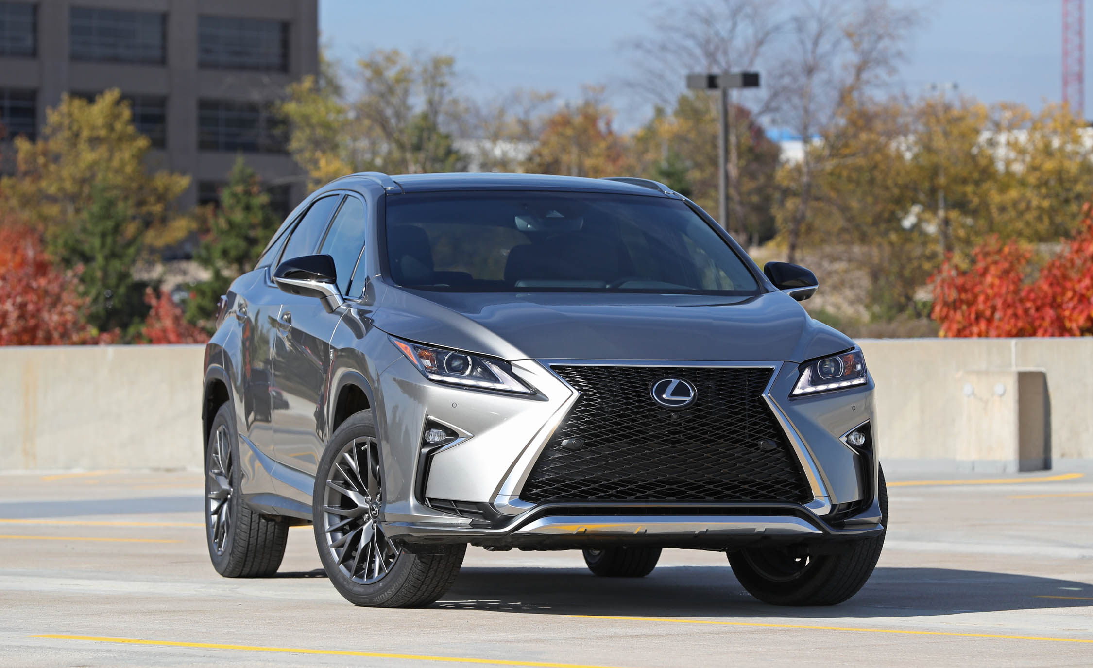 2017 Lexus RX350 F Sport (Photo 4 of 35)