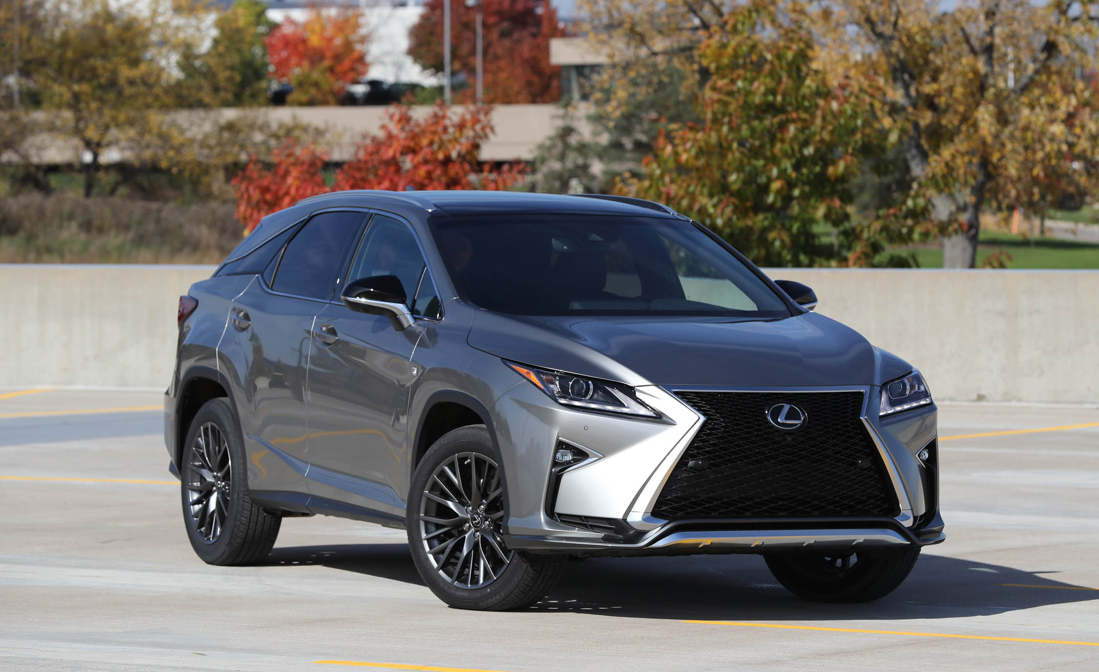 2017 Lexus RX350 F Sport (View 3 of 35)