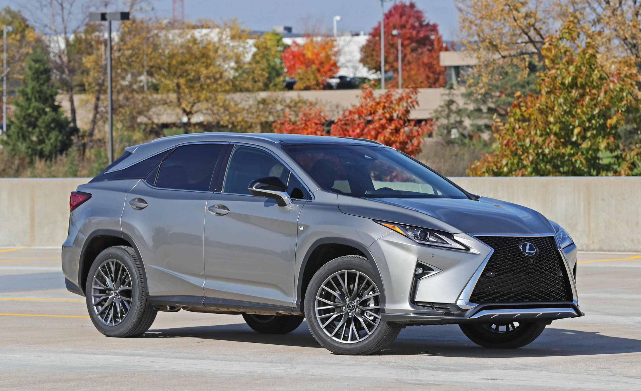 Featured Image of 2017 Lexus RX