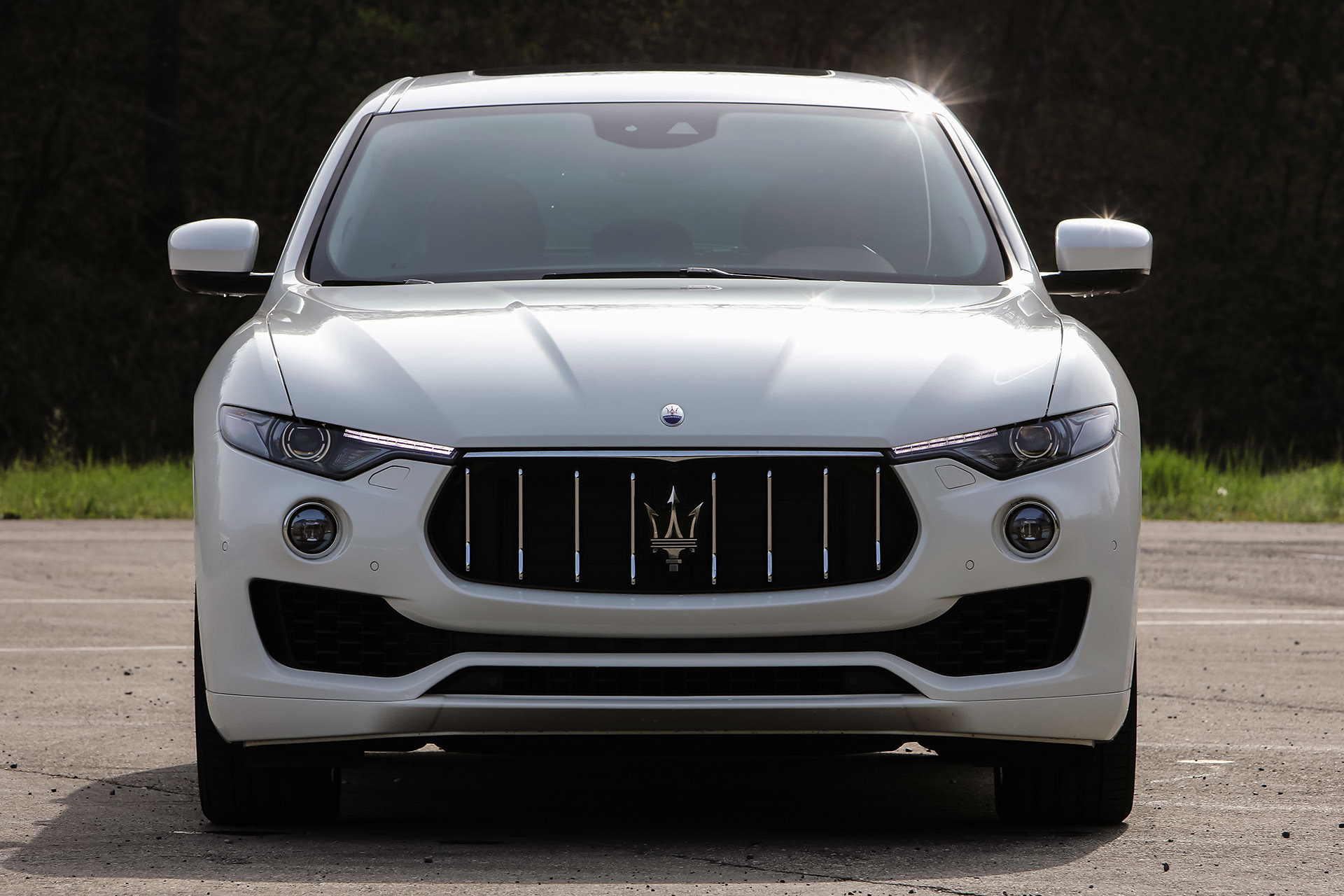 2017 Maserati Levante (Photo 29 of 37)