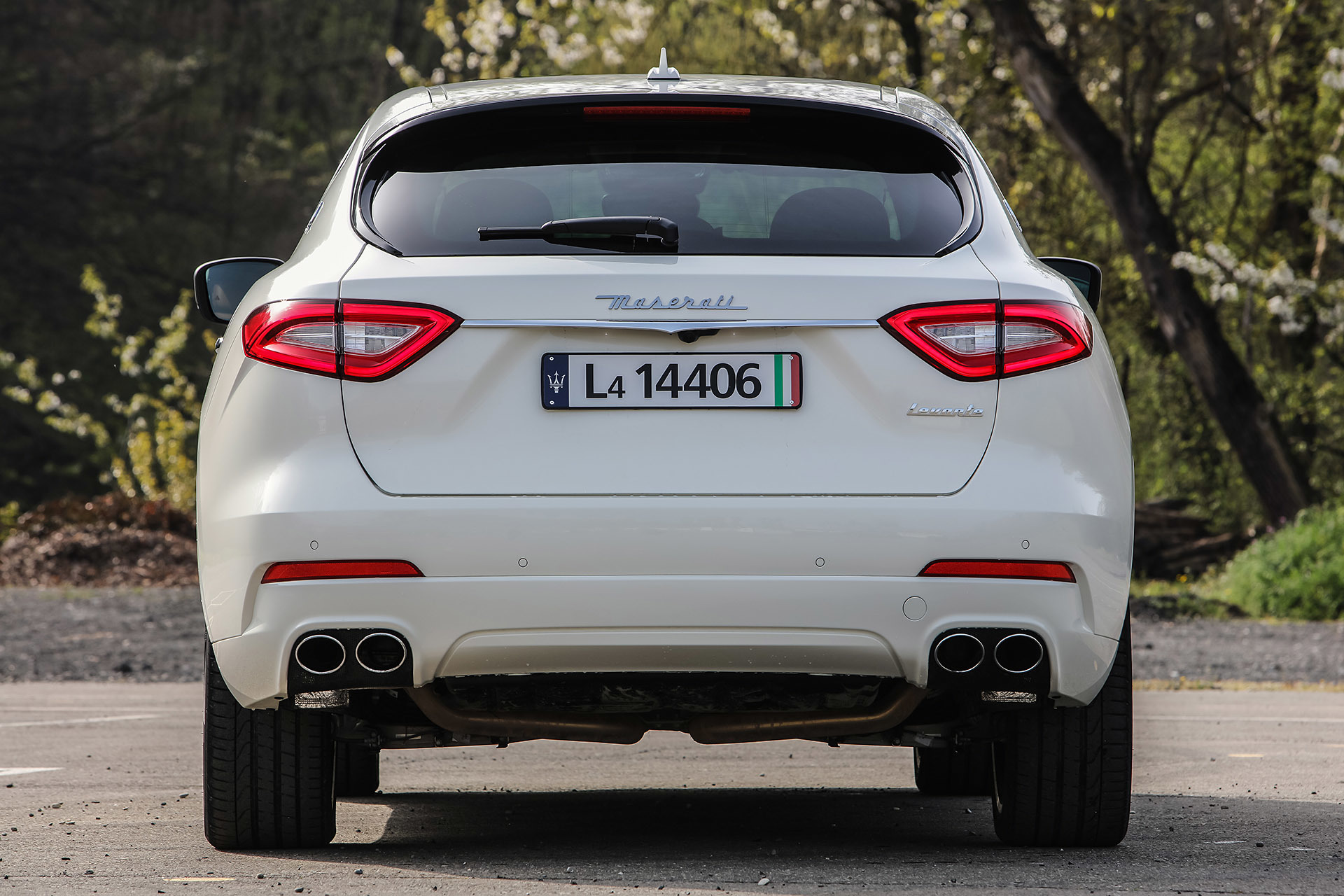 2017 Maserati Levante (Photo 27 of 37)