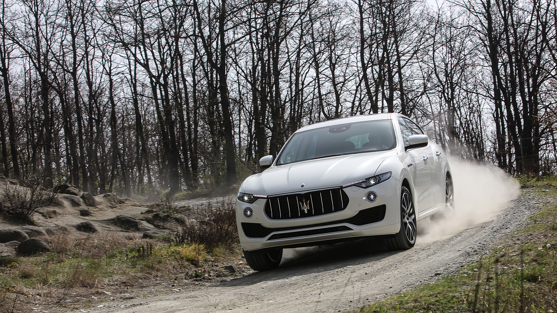 2017 Maserati Levante (Photo 17 of 37)