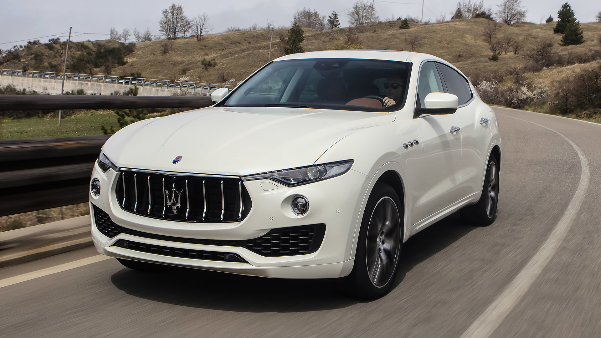 Featured Image of 2017 Maserati Levante