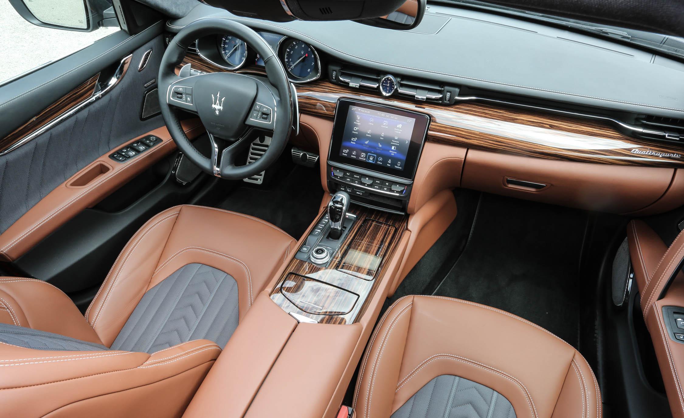 2017 Maserati Quattroporte GTS GranLusso (View 24 of 55)