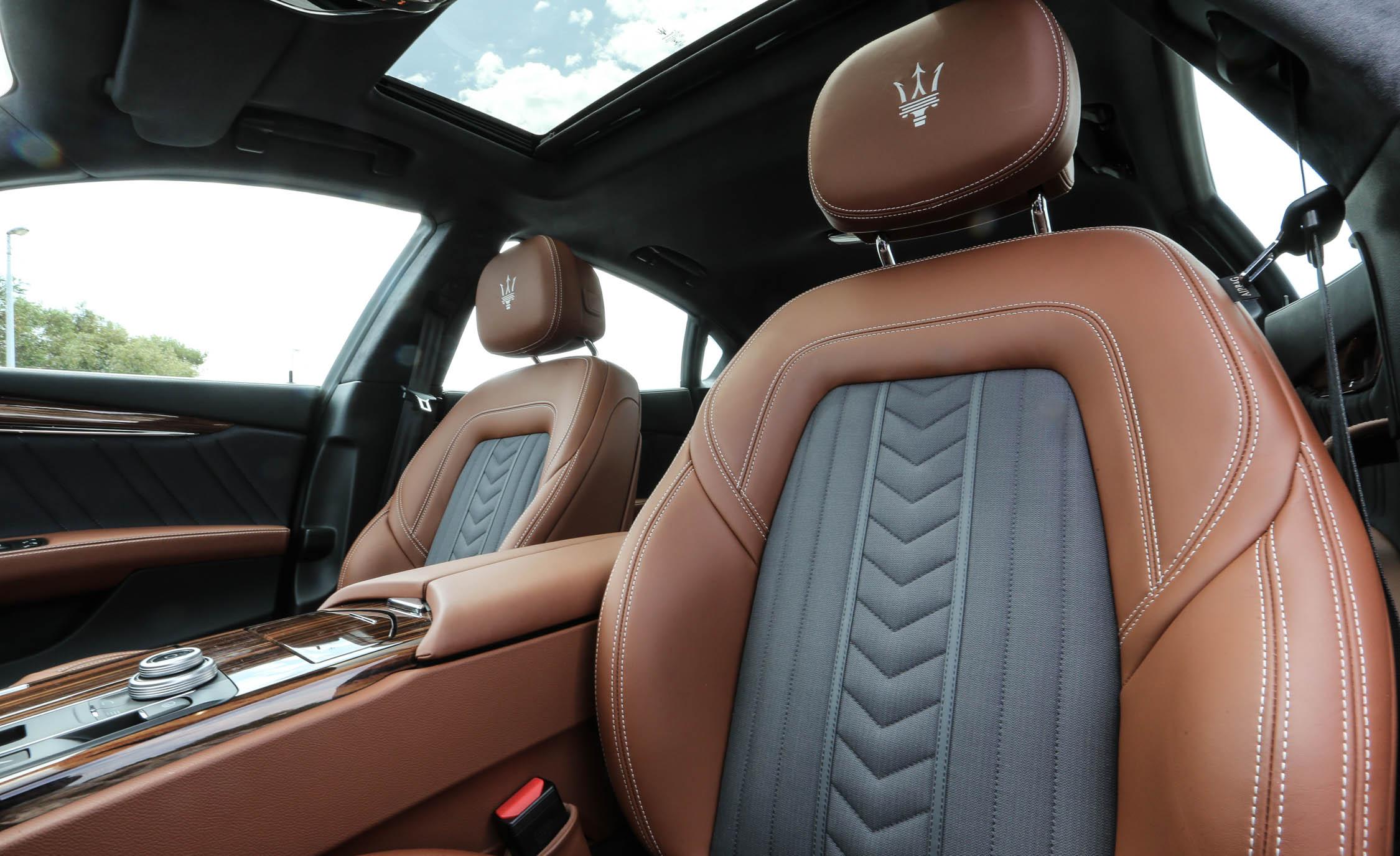 2017 Maserati Quattroporte GTS GranLusso (View 26 of 55)