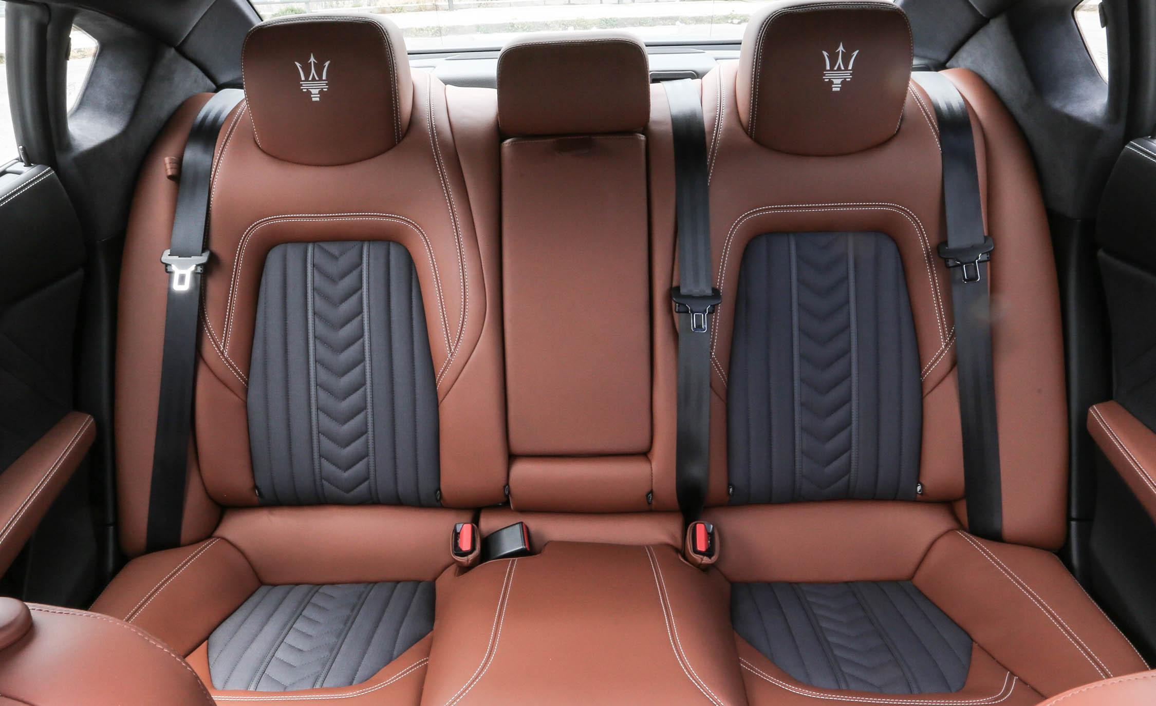 2017 Maserati Quattroporte GTS GranLusso (Photo 29 of 55)