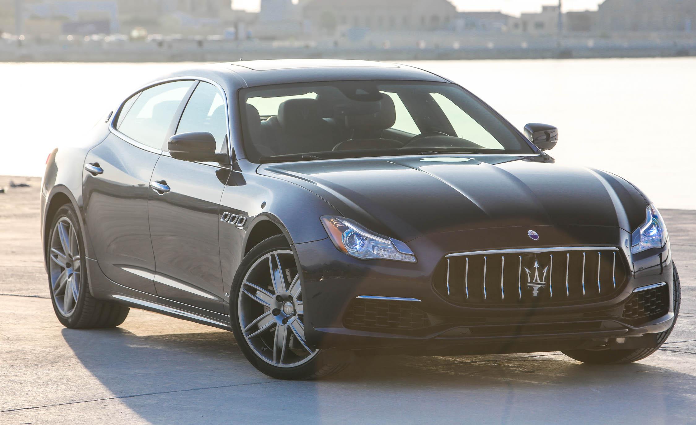 2017 Maserati Quattroporte GTS GranLusso (Photo 16 of 55)