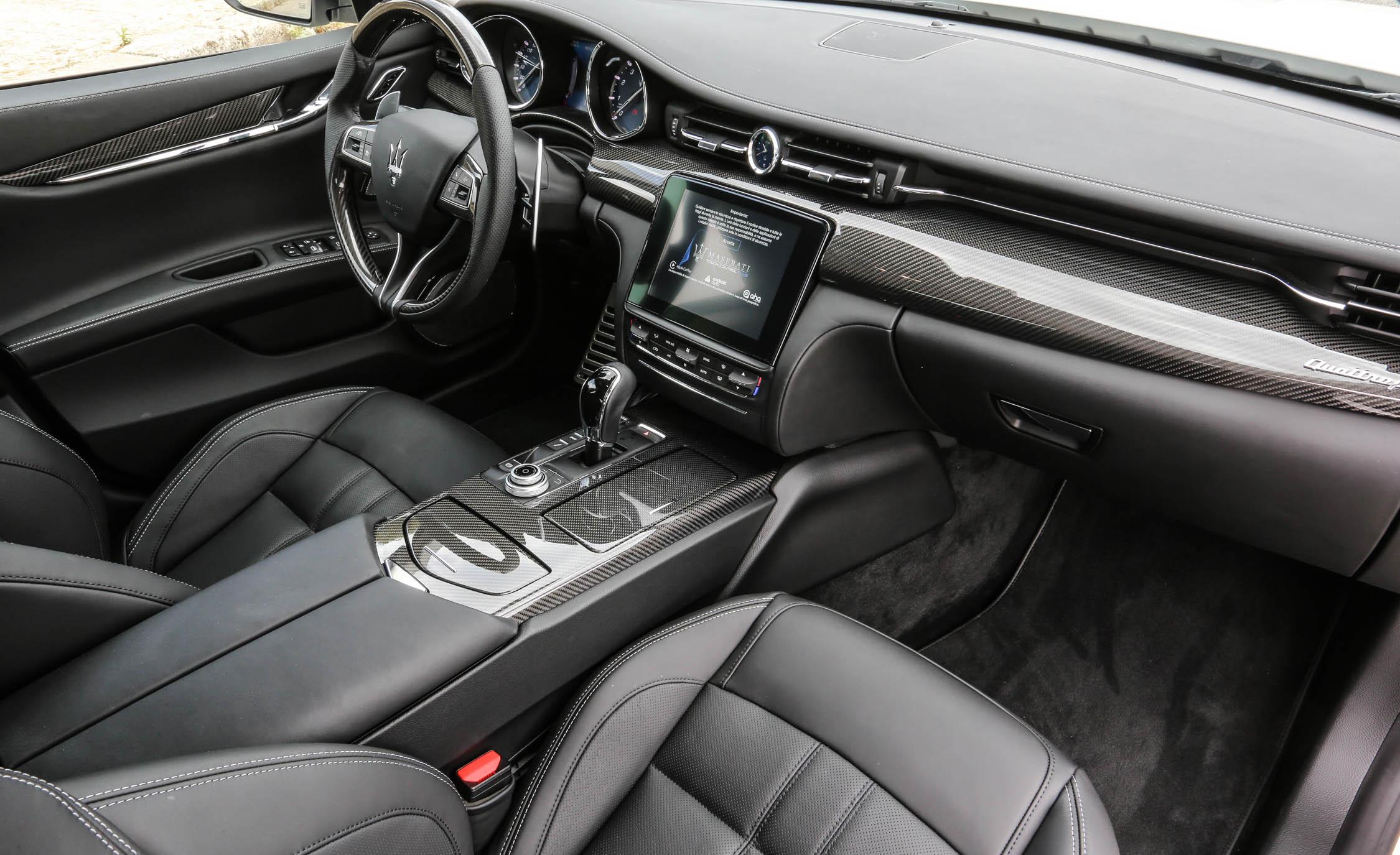 2017 Maserati Quattroporte GTS GranSport (View 36 of 55)