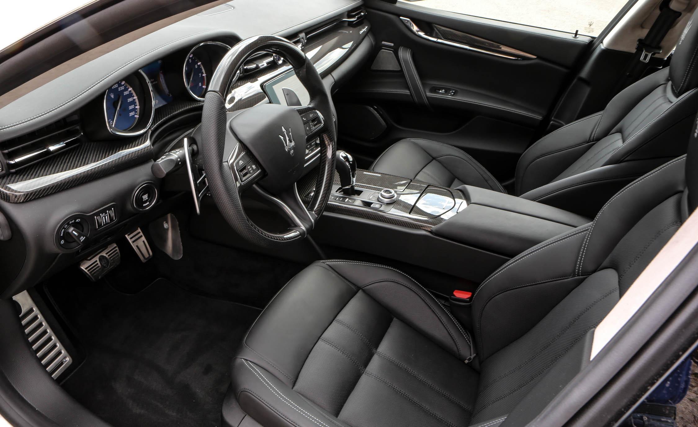 2017 Maserati Quattroporte GTS GranSport (View 38 of 55)