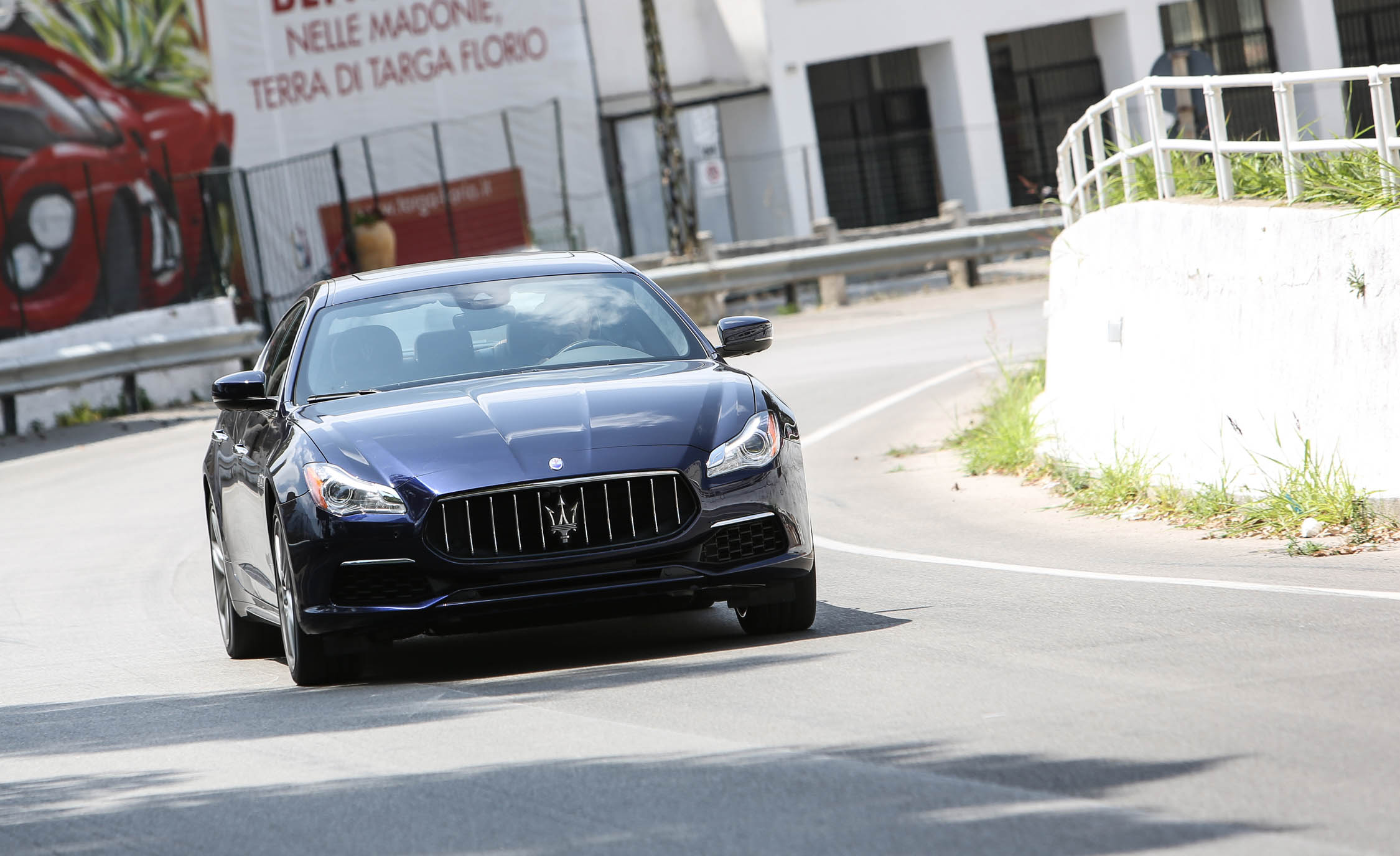 2017 Maserati Quattroporte GTS GranLusso (View 10 of 55)