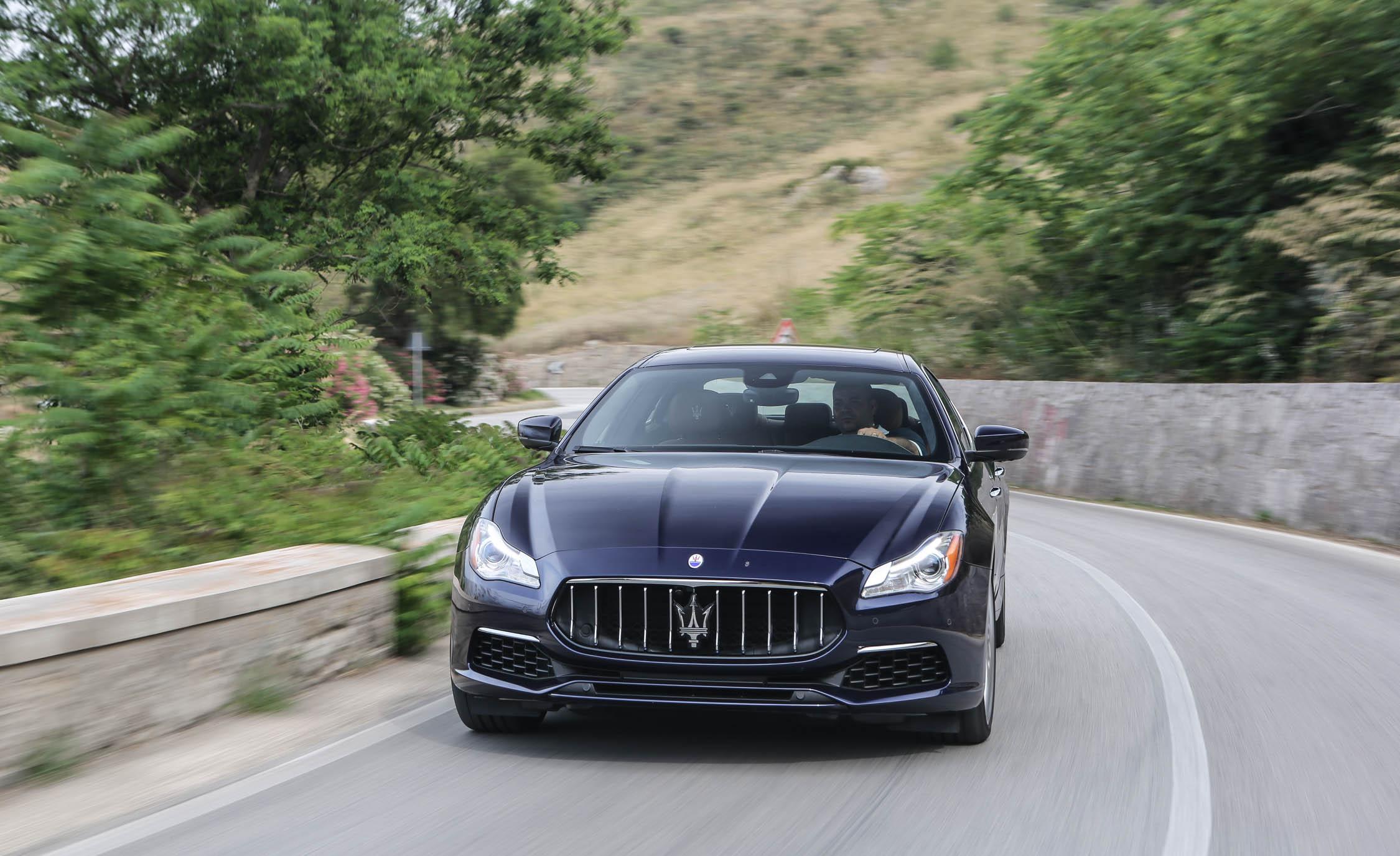 2017 Maserati Quattroporte GTS GranLusso (View 3 of 55)
