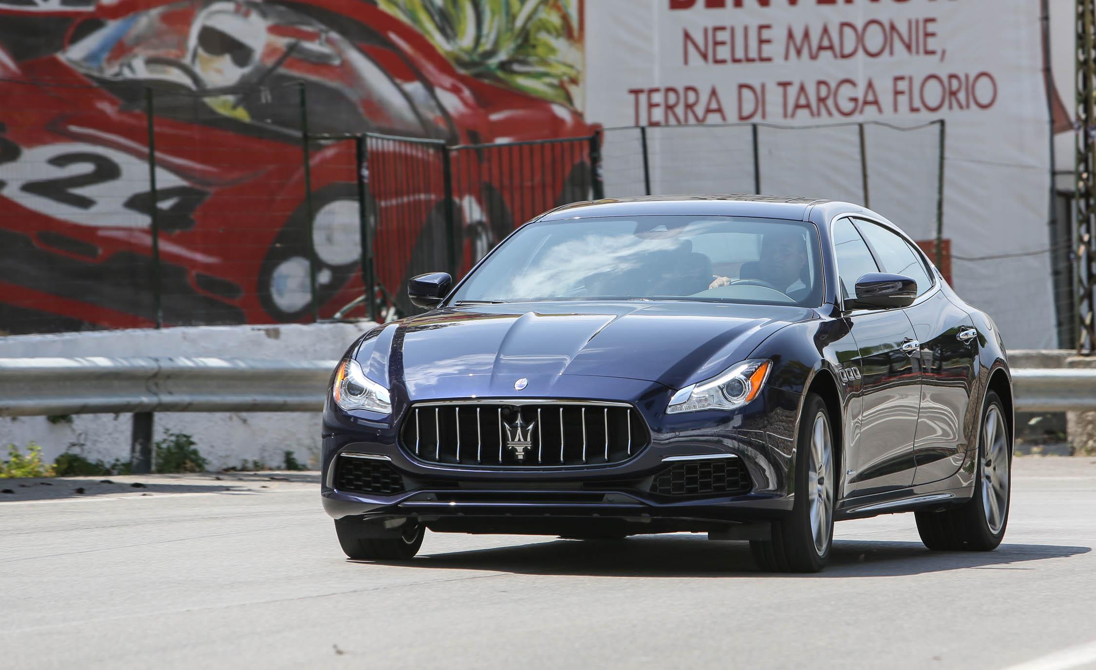 2017 Maserati Quattroporte GTS GranLusso (View 9 of 55)