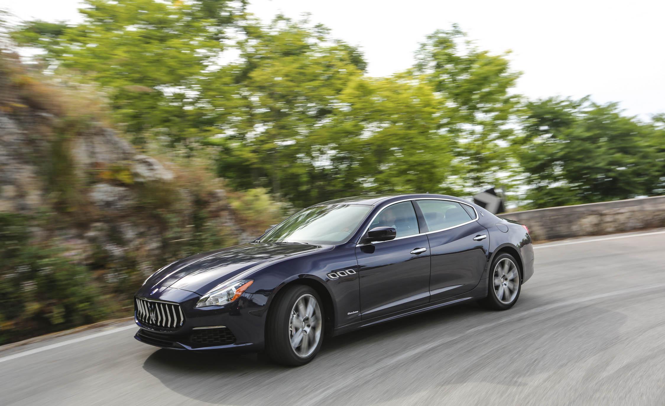 2017 Maserati Quattroporte GTS GranLusso (Photo 6 of 55)