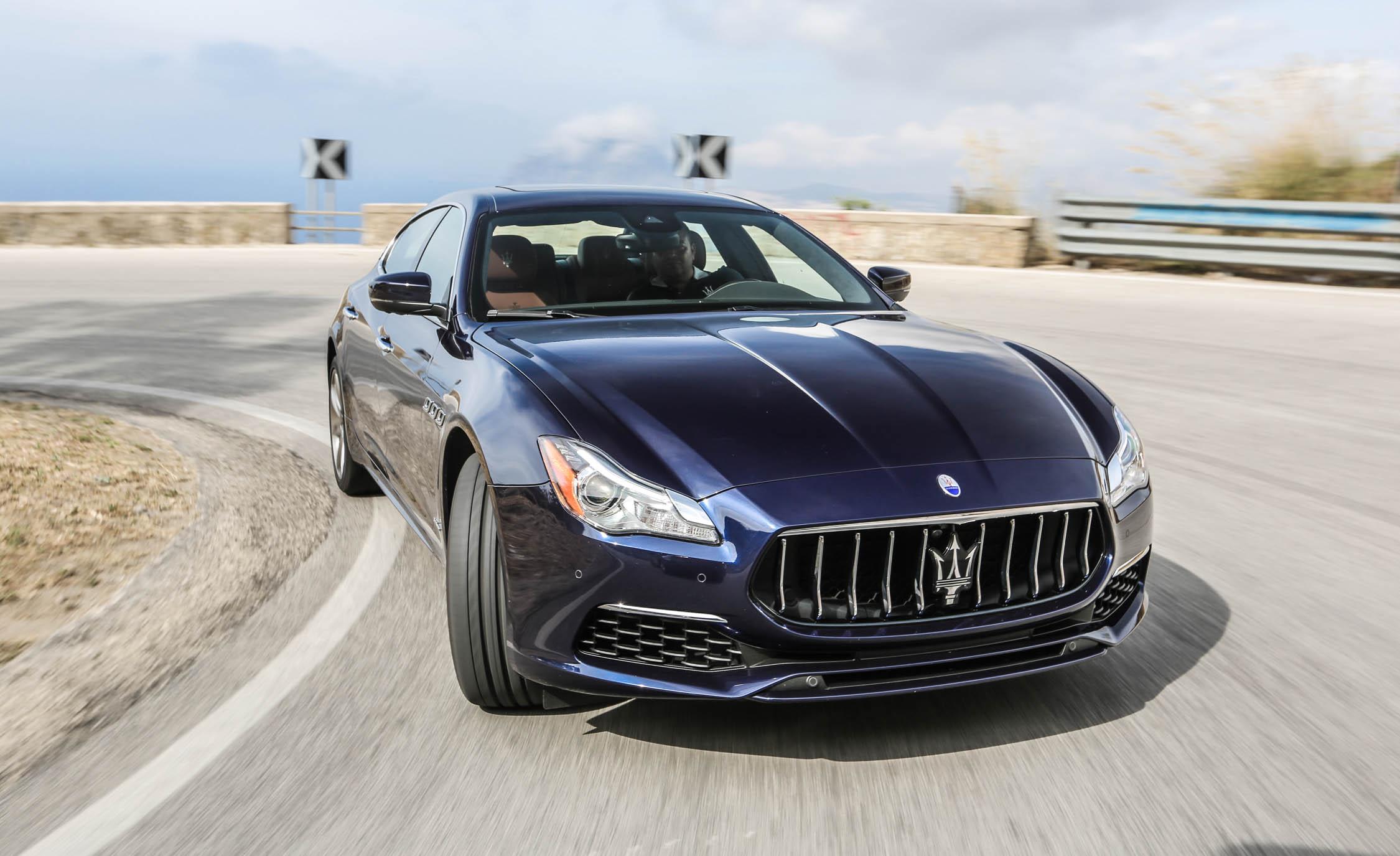 2017 Maserati Quattroporte GTS GranLusso (Photo 2 of 55)
