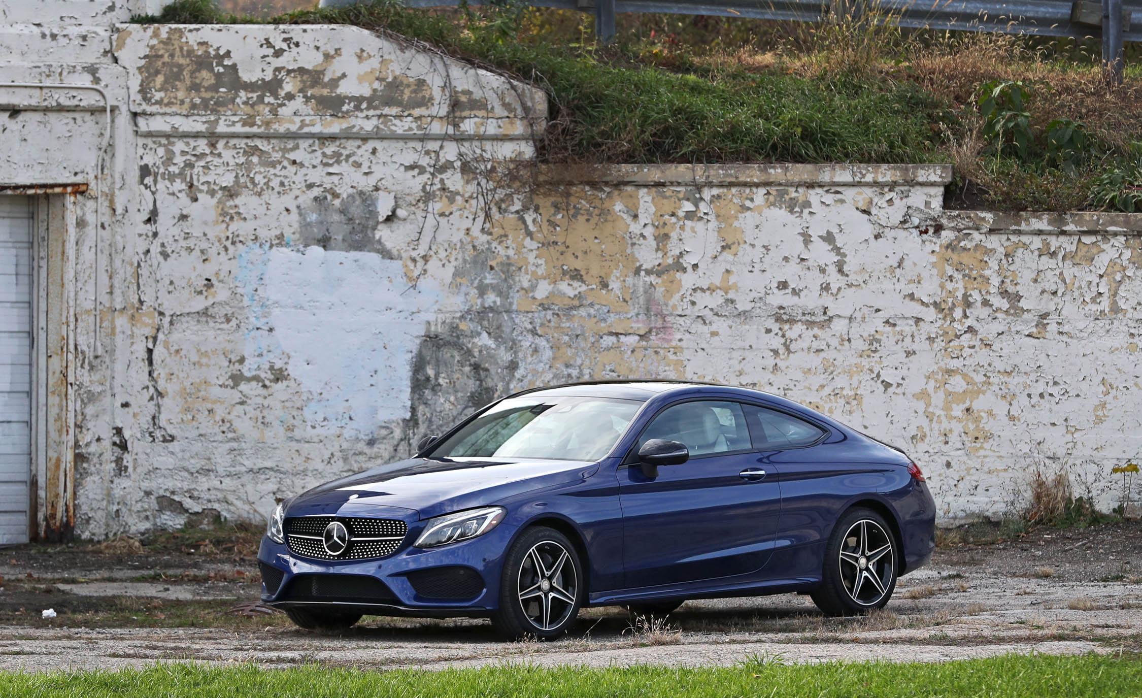2017 Mercedes Benz C300 4MATIC Coupe Exterior (View 21 of 44)