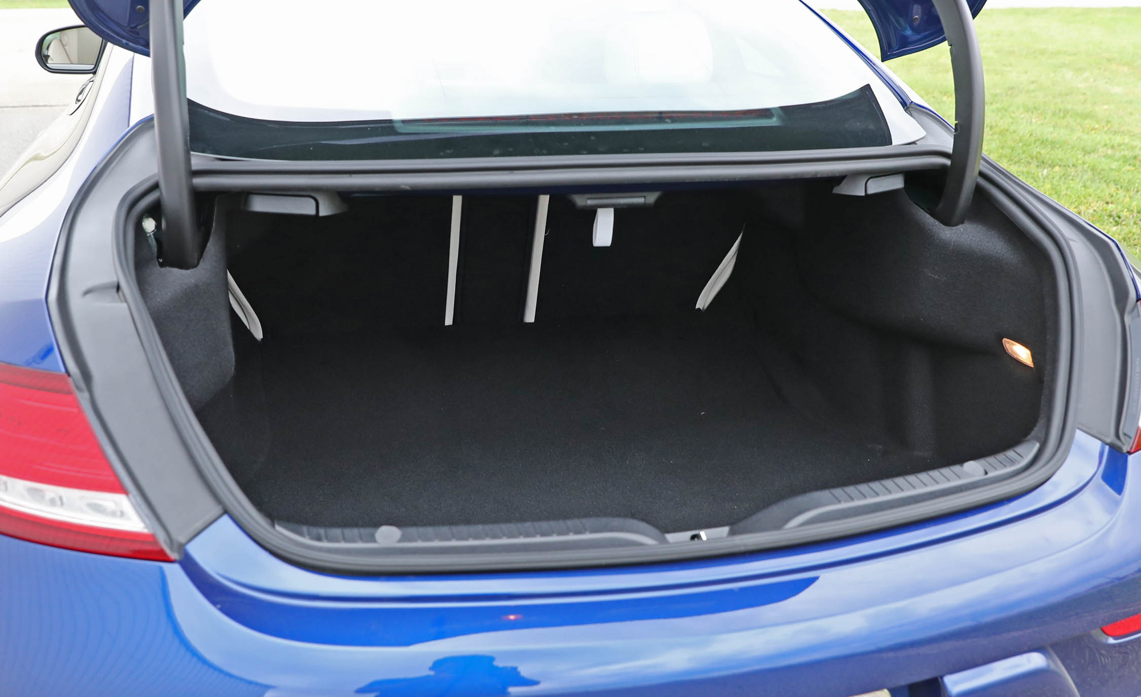 2017 Mercedes Benz C300 4MATIC Coupe Interior View Cargo Trunk (View 20 of 44)
