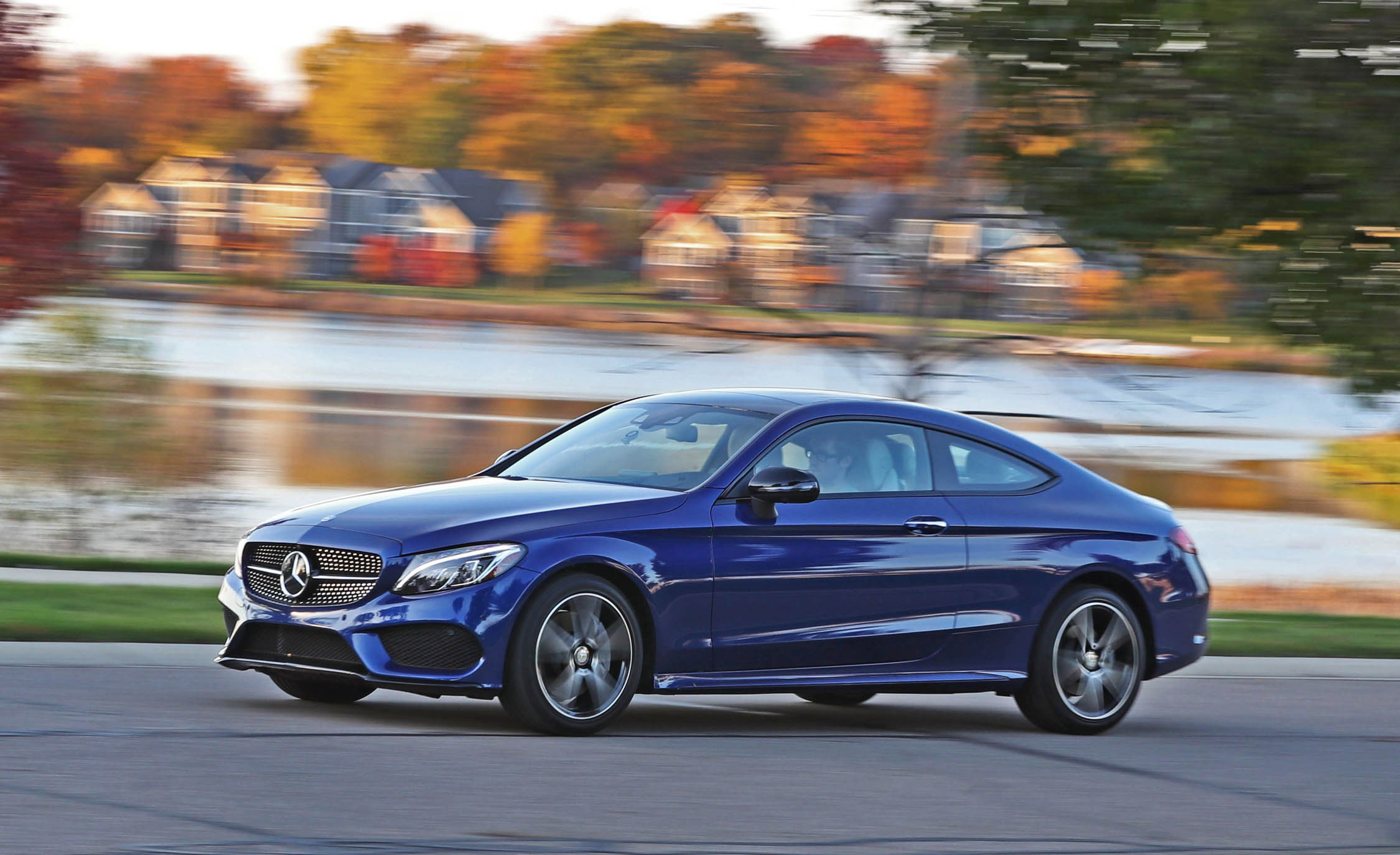 Featured Image of 2017 Mercedes Benz C300 4MATIC Coupe