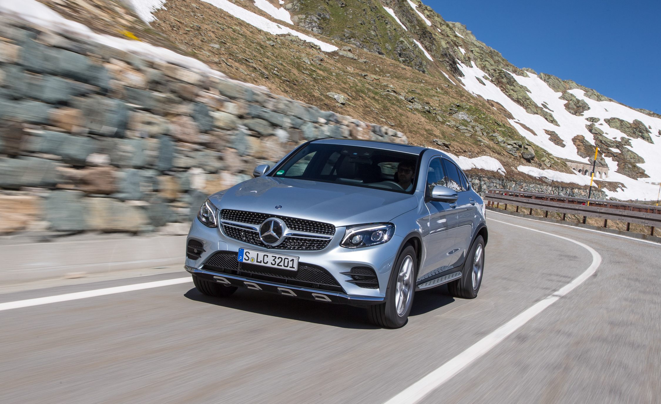 2017 Mercedes Benz GLC300 4MATIC Coupe (Photo 3 of 19)