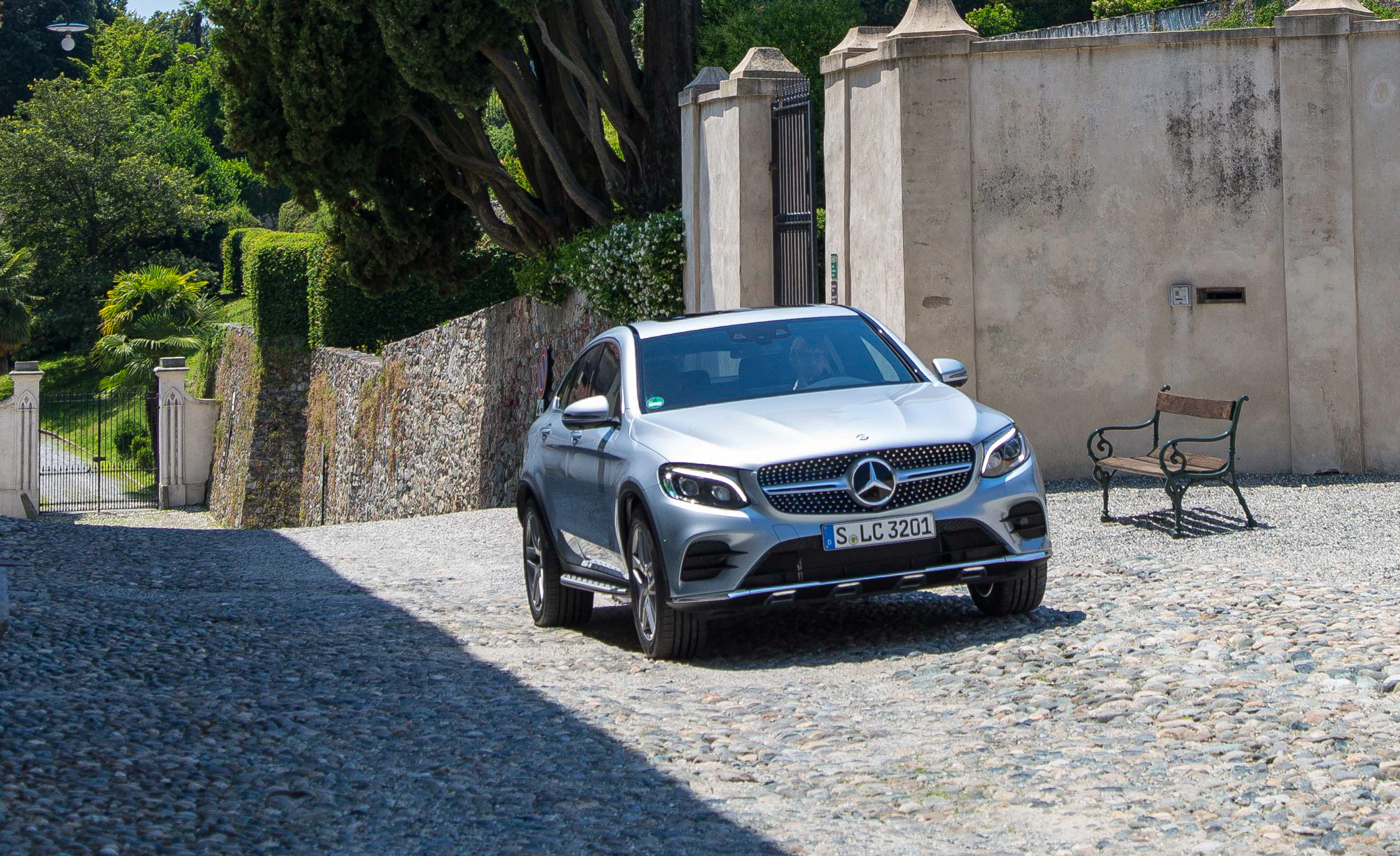 2017 Mercedes Benz GLC300 4MATIC Coupe (Photo 7 of 19)