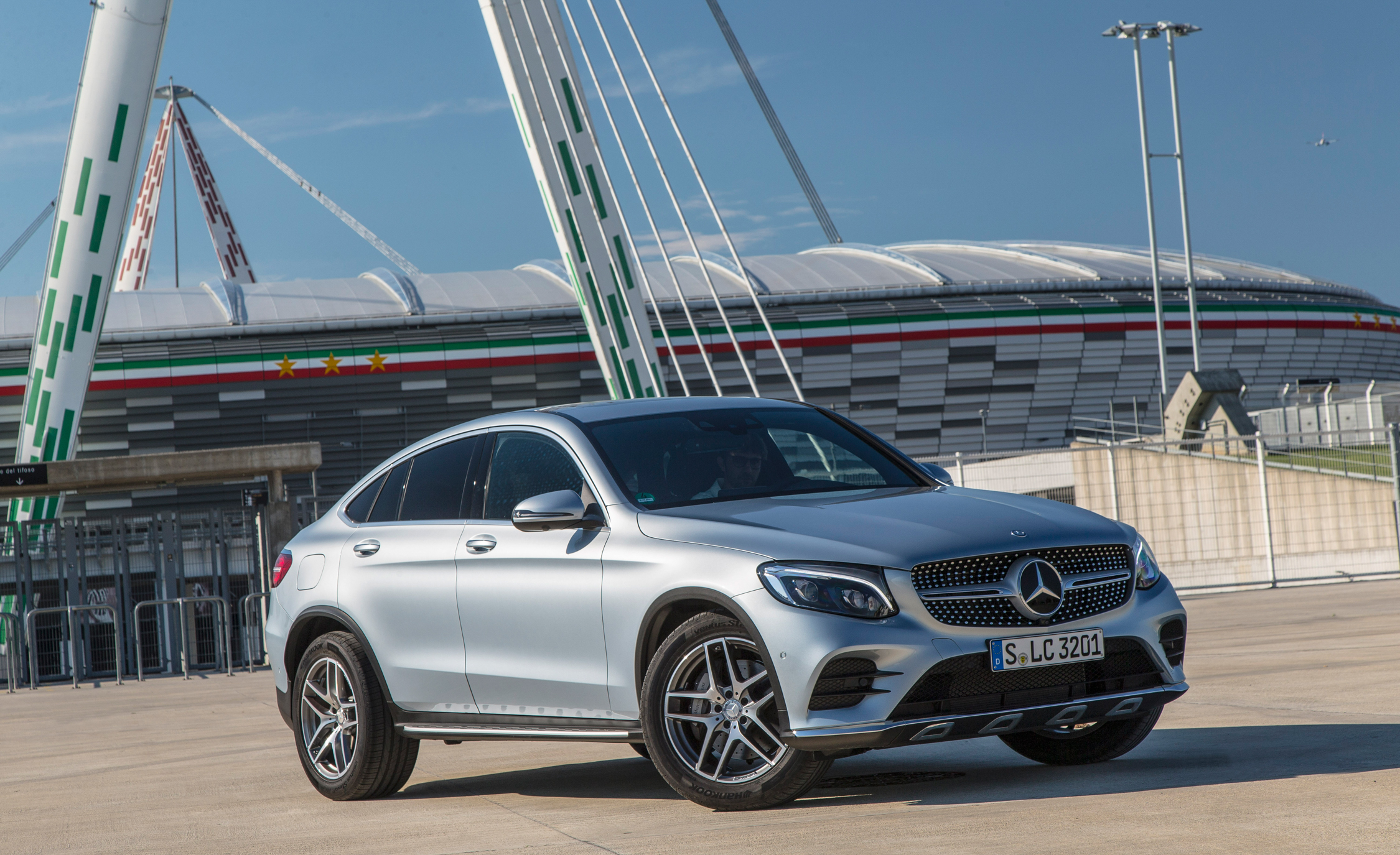 Featured Image of 2017 Mercedes Benz GLC Coupe