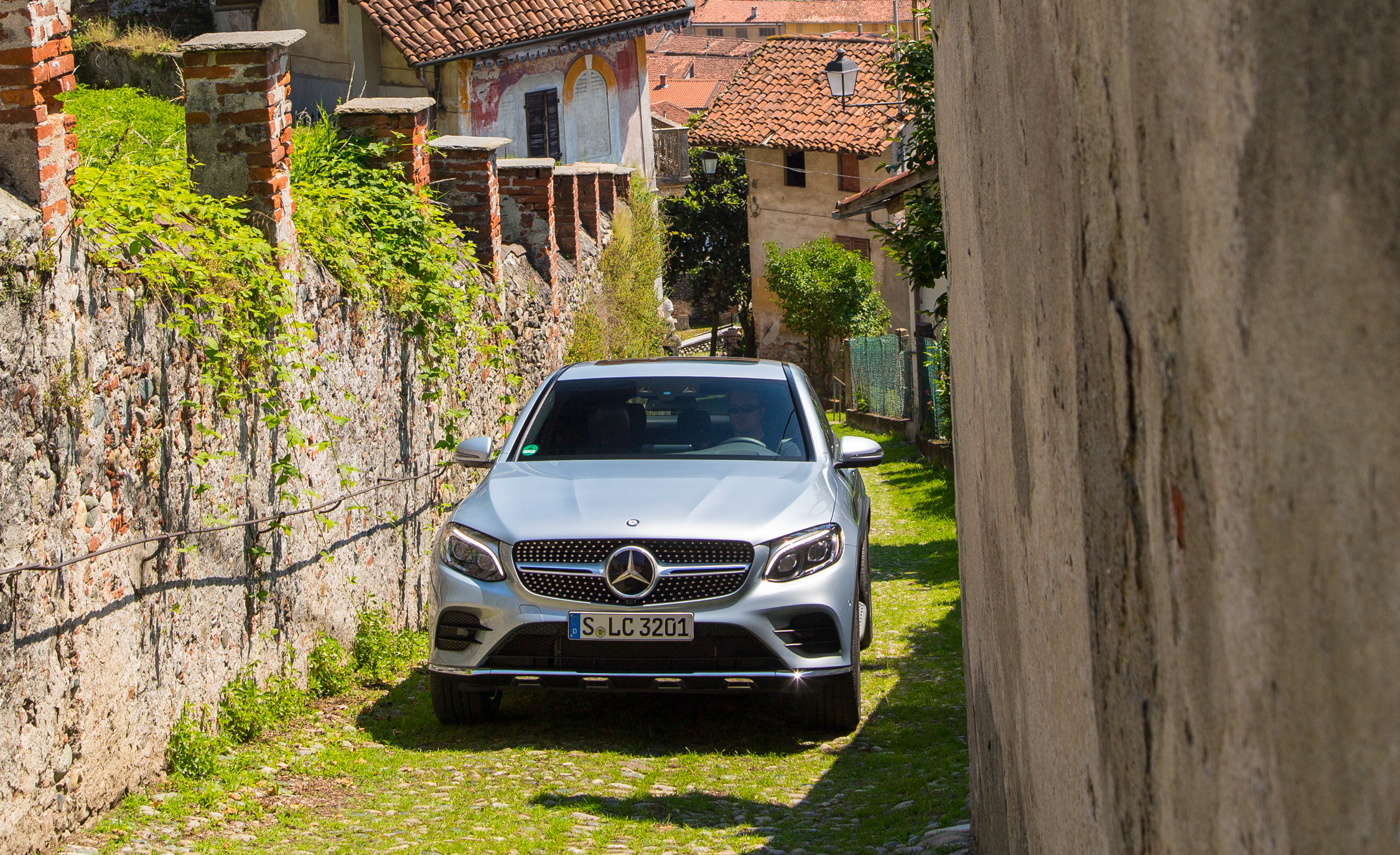 2017 Mercedes Benz GLC300 4MATIC Coupe (Photo 12 of 19)
