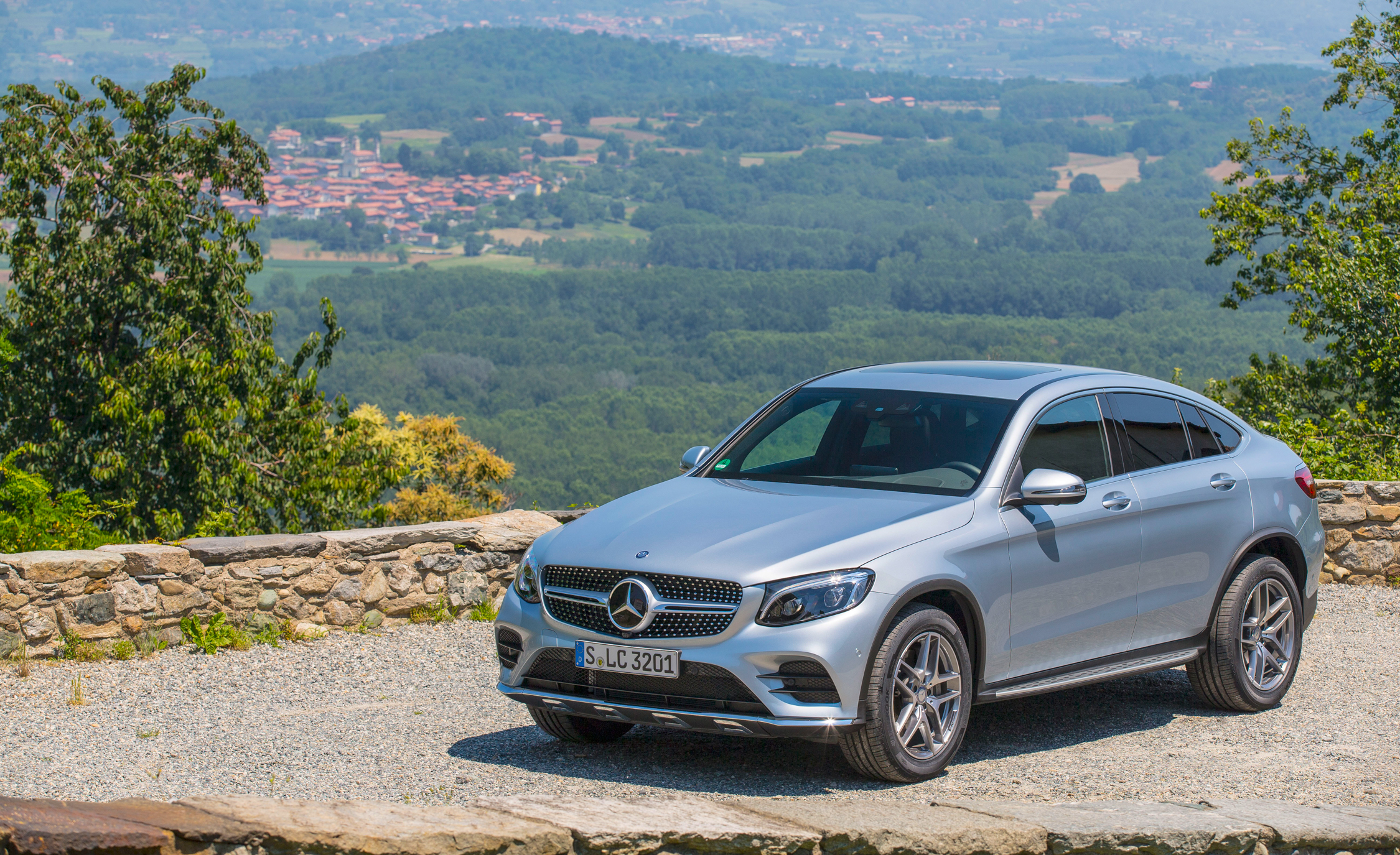 2017 Mercedes Benz GLC300 4MATIC Coupe (Photo 9 of 19)